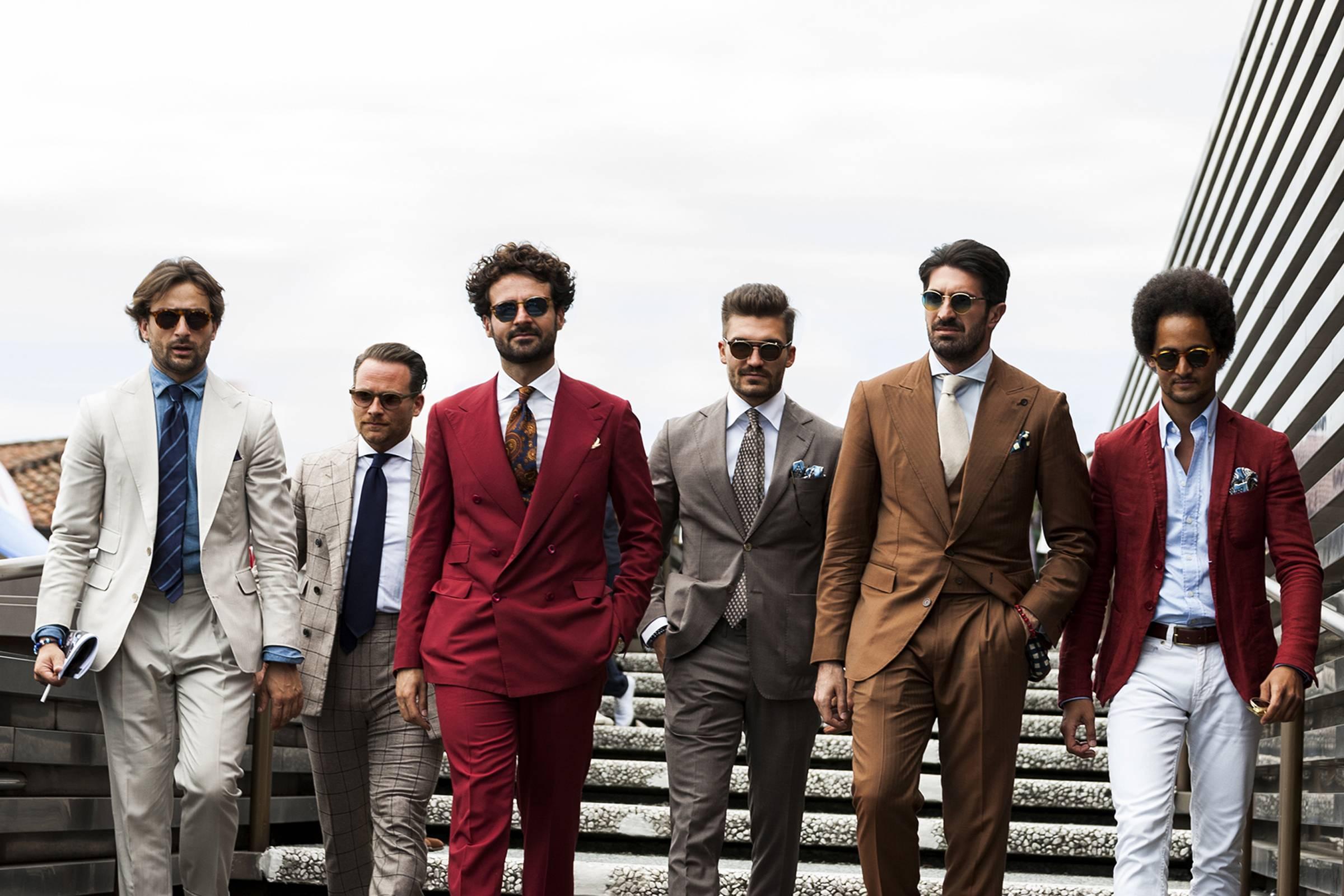 Italian Suiting