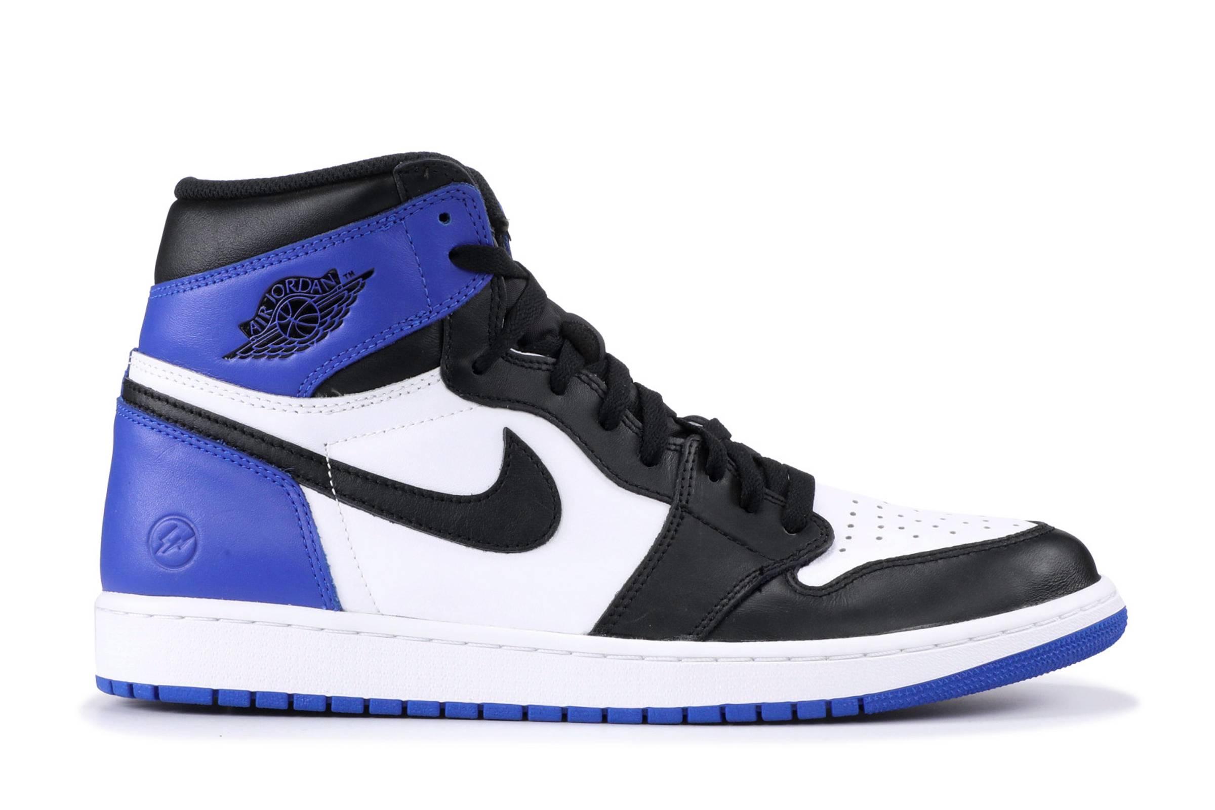 "Fragment Design x Nike Jordan I ""Fragment"""