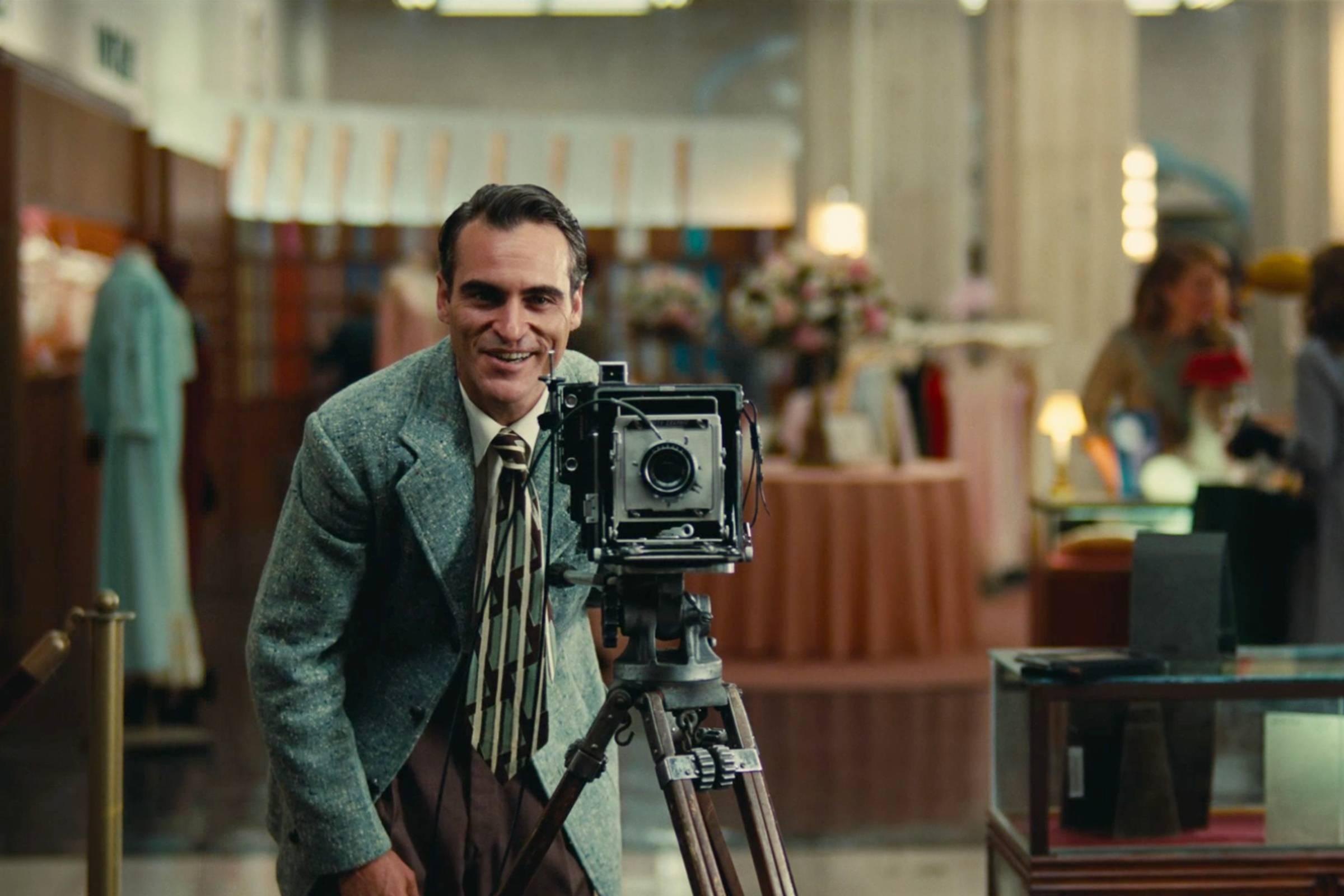 """Freddie Quell (""""The Master"""", 2012)"""