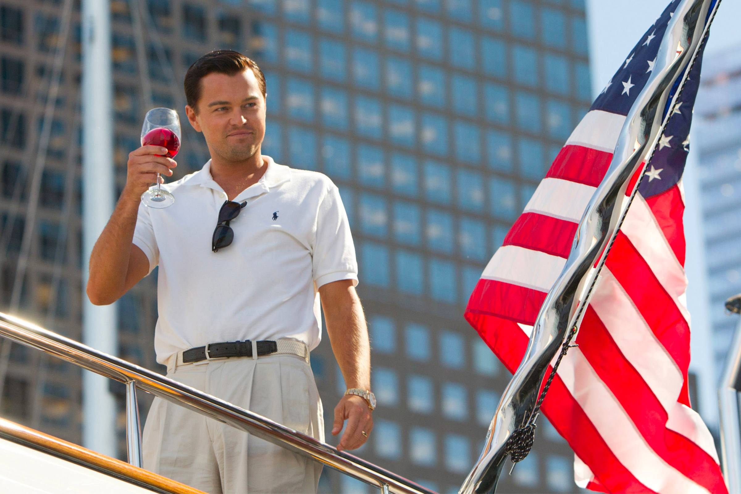Reel Style: Our Favorite Leonardo DiCaprio On-Screen Looks