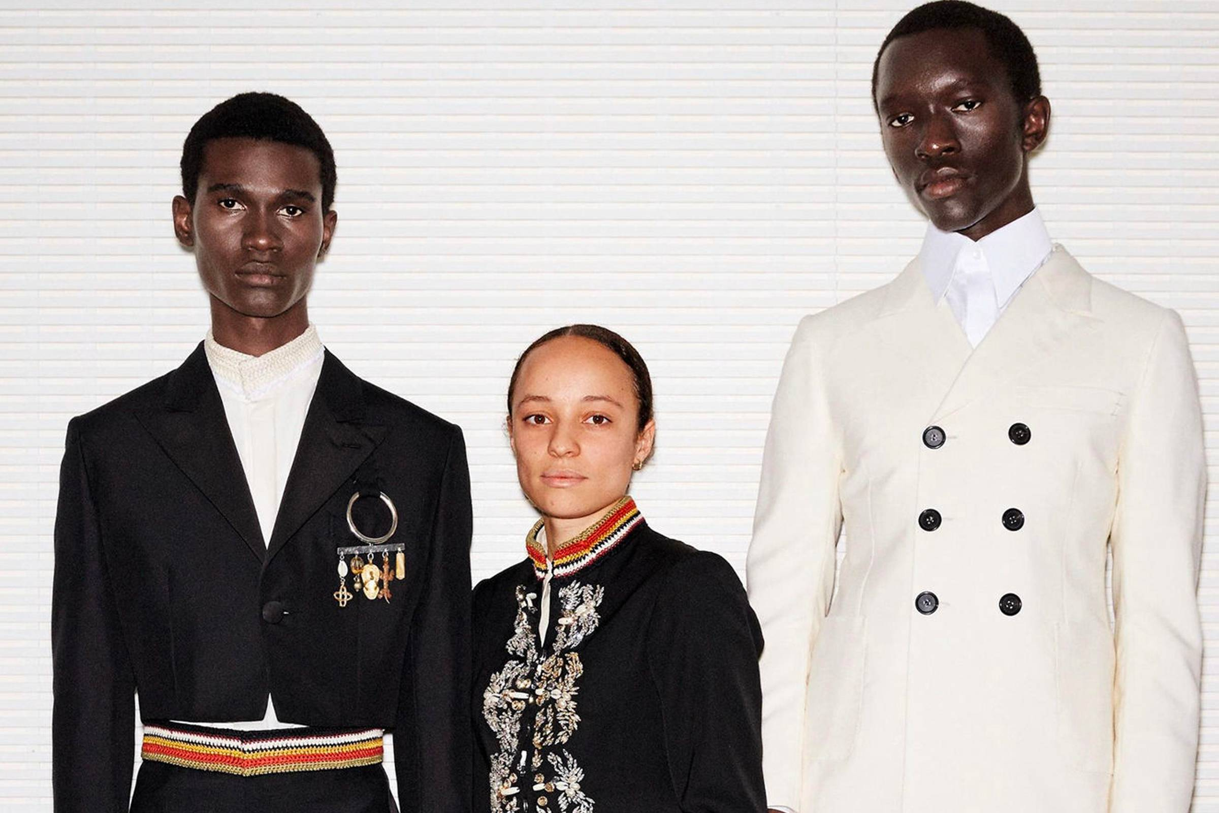 Grace Wales Bonner's Unapologetic Intellectualization of Menswear