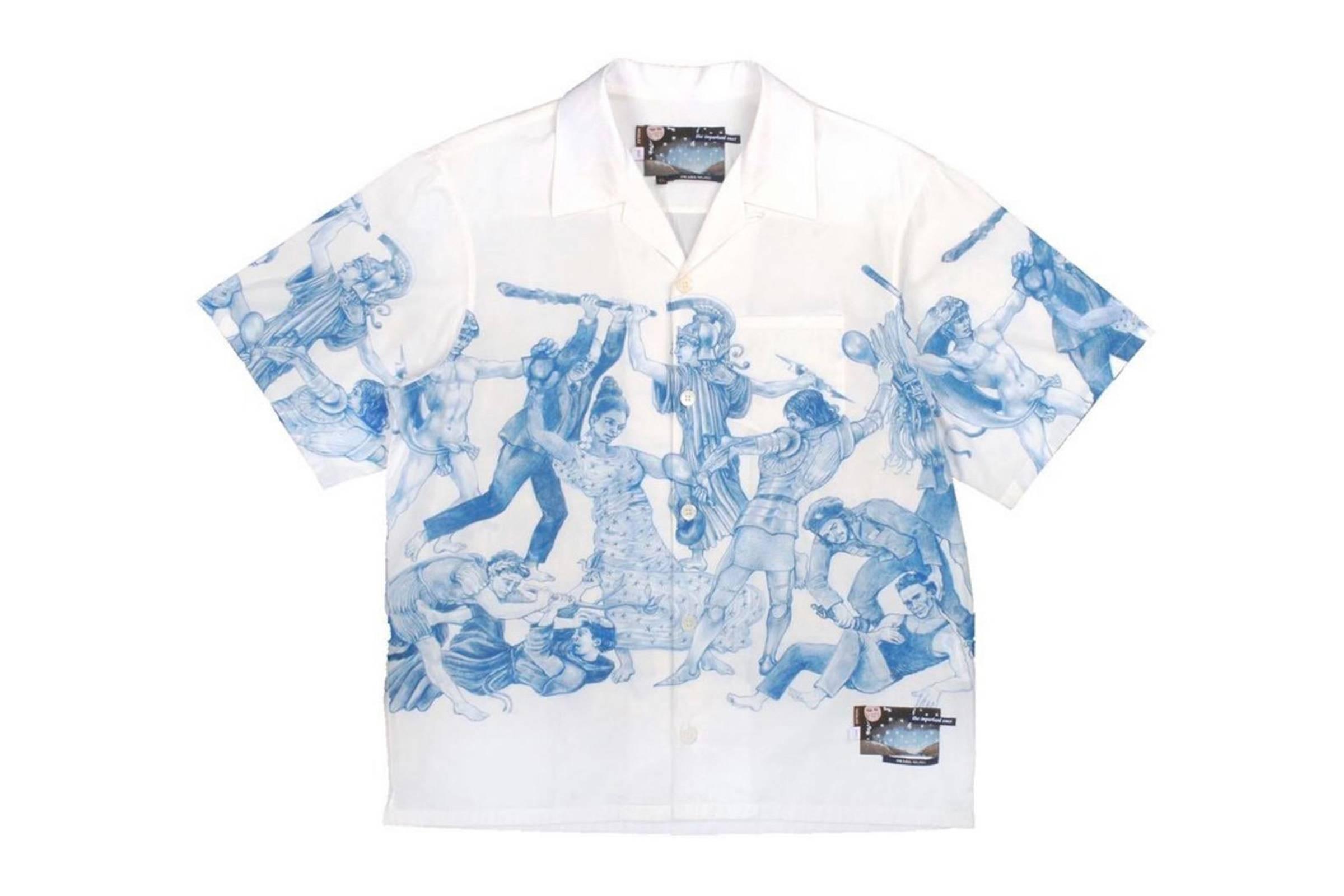 "Prada Fall/Winter 2016 Christophe Chemin ""The Important Ones"" Shirt"
