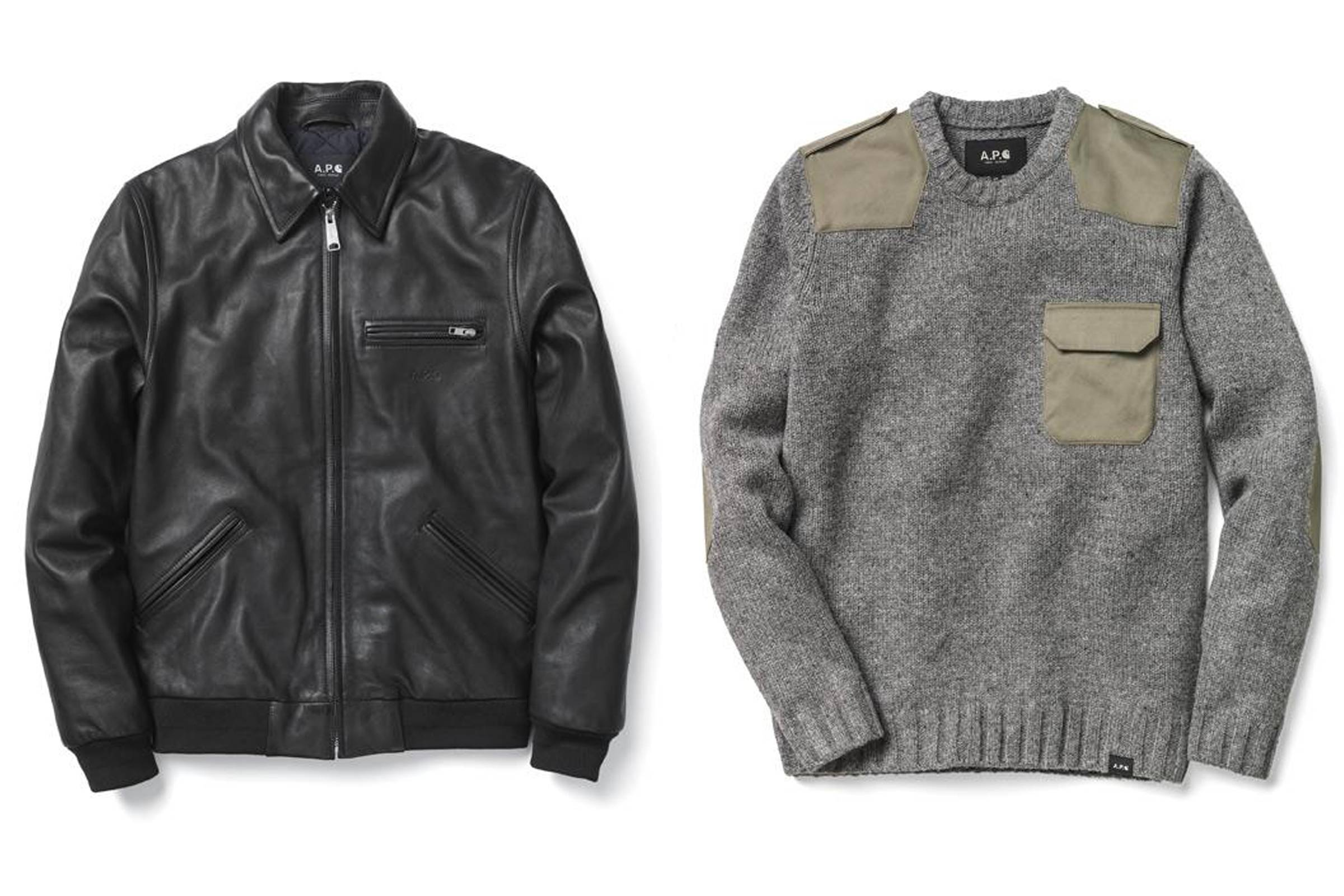 new product a0bf5 30d61 Carhartt W.I.P. and Parisian-based A.P.C. came together for supper in 2006,  on a cold Swedish night when both brands were opening neighboring stores in  ...