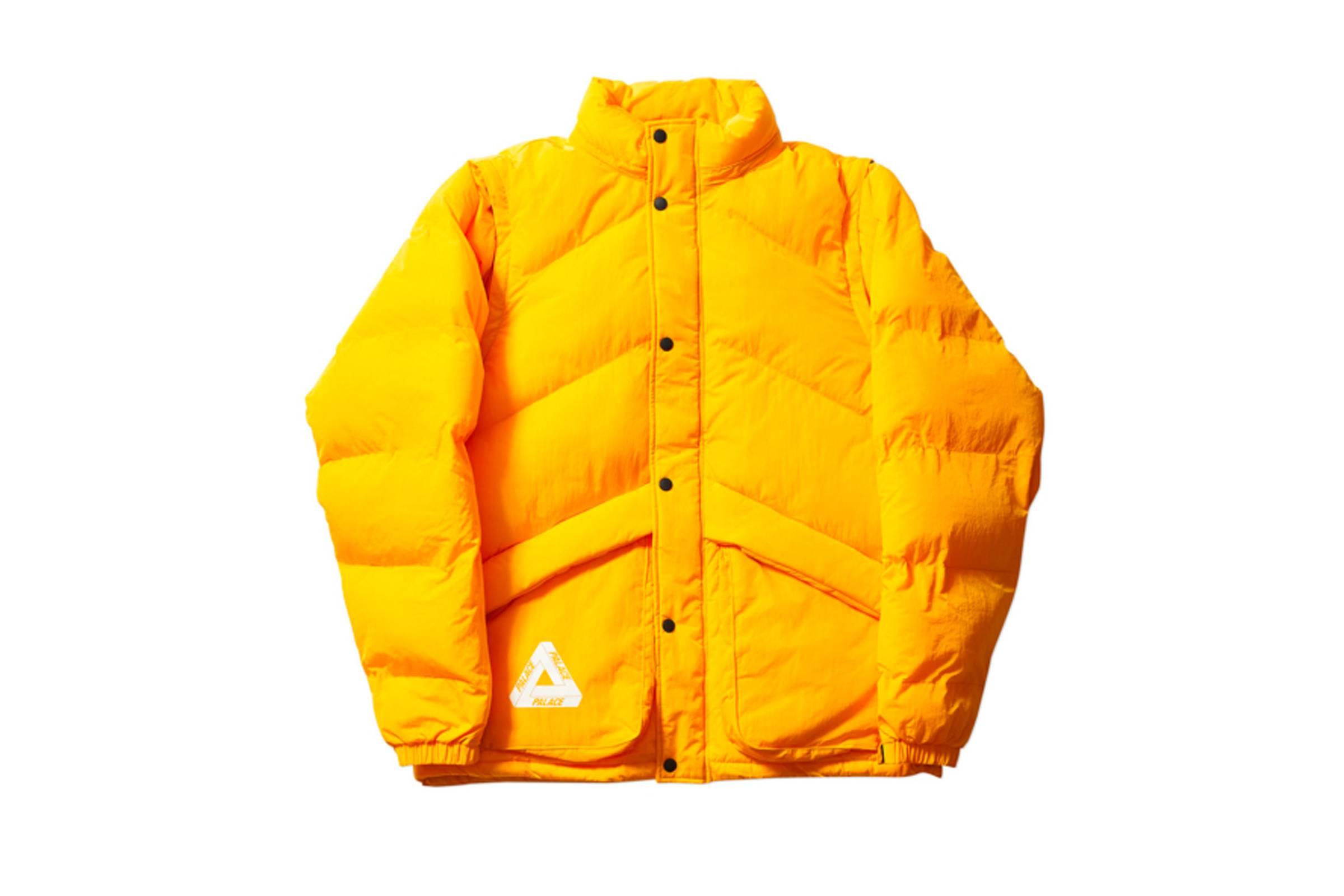 Palace Puffa Jacket