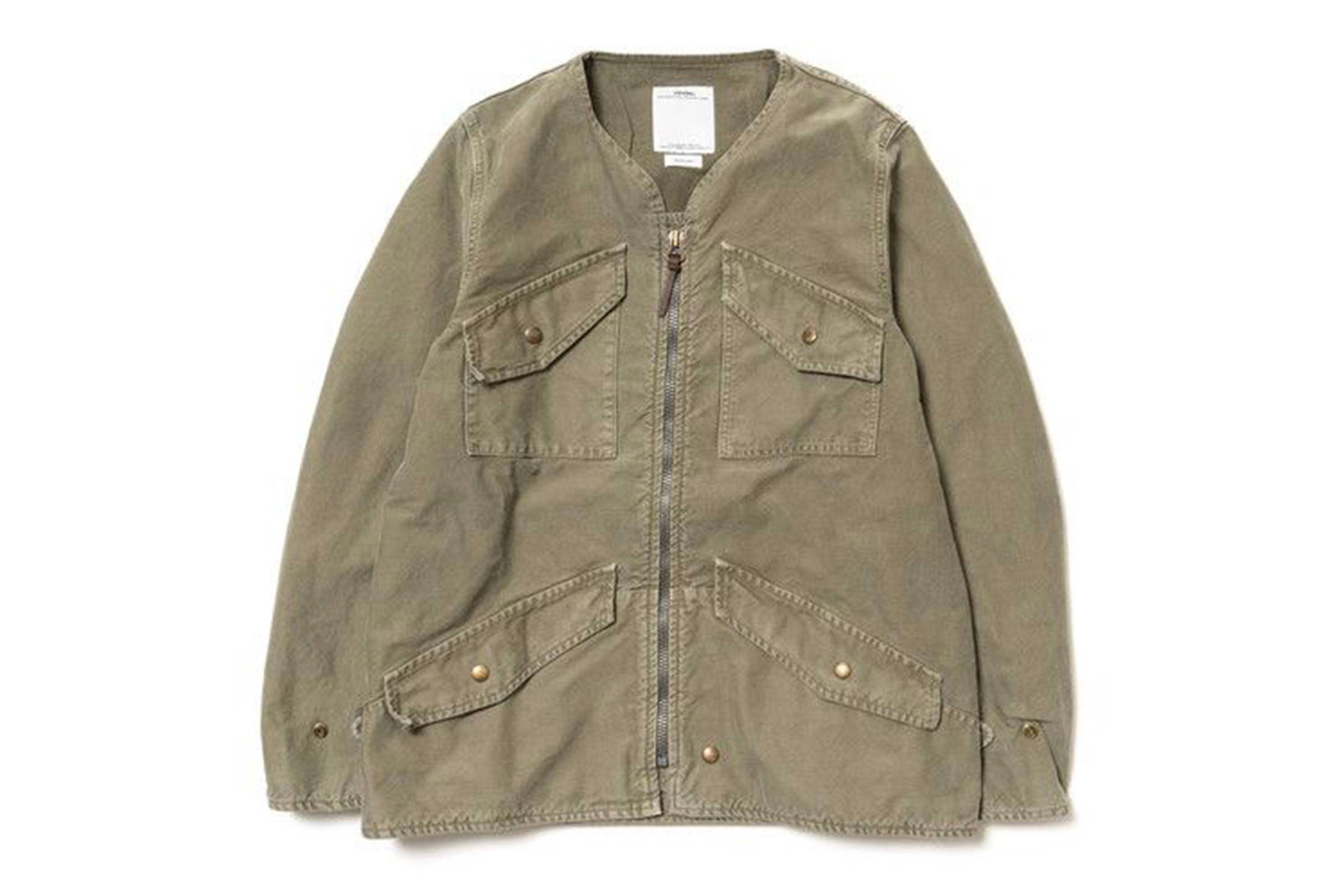 Visvim Morning Star Jacket