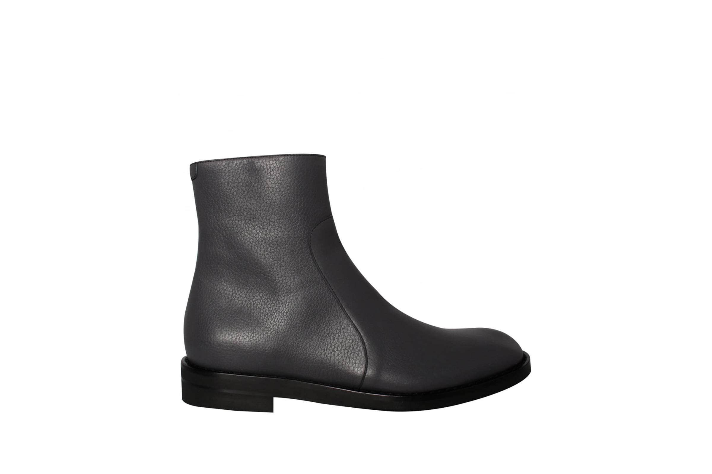 Margiela Side-Zip Boots