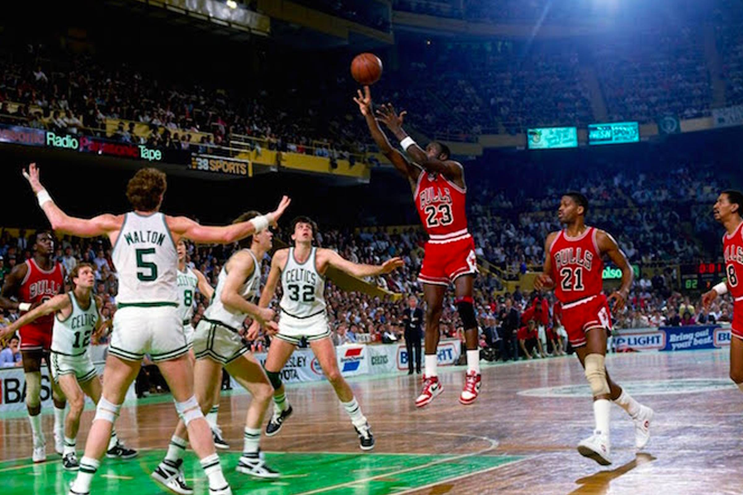 1986 Eastern Conference Playoffs First Round, Game 2