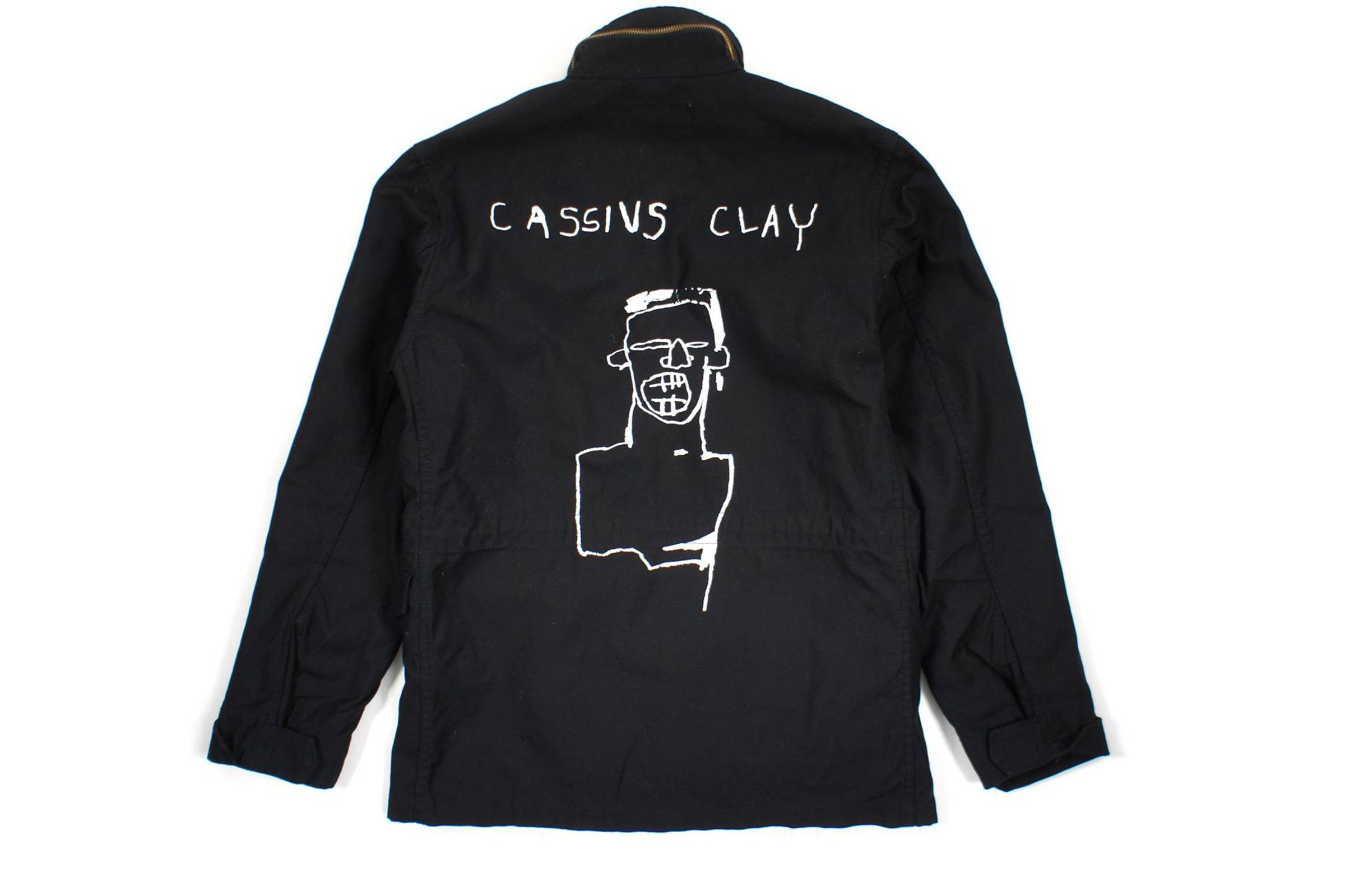 94ea7d31835f The Radiant Child  A Selection of our Favorite Basquiat Collaborations
