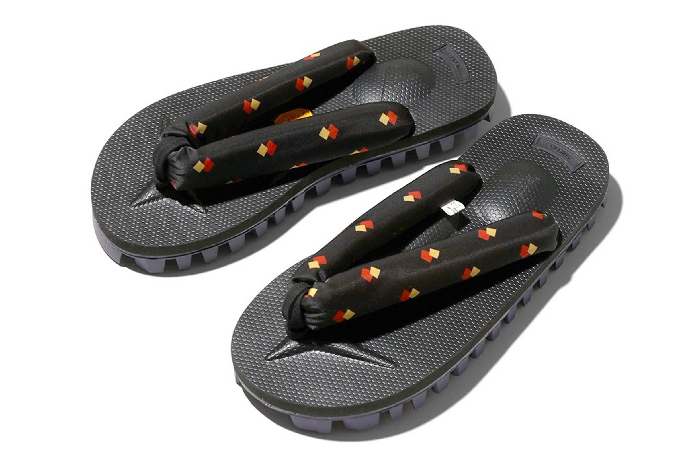 Needles x Suicoke Geta sandal