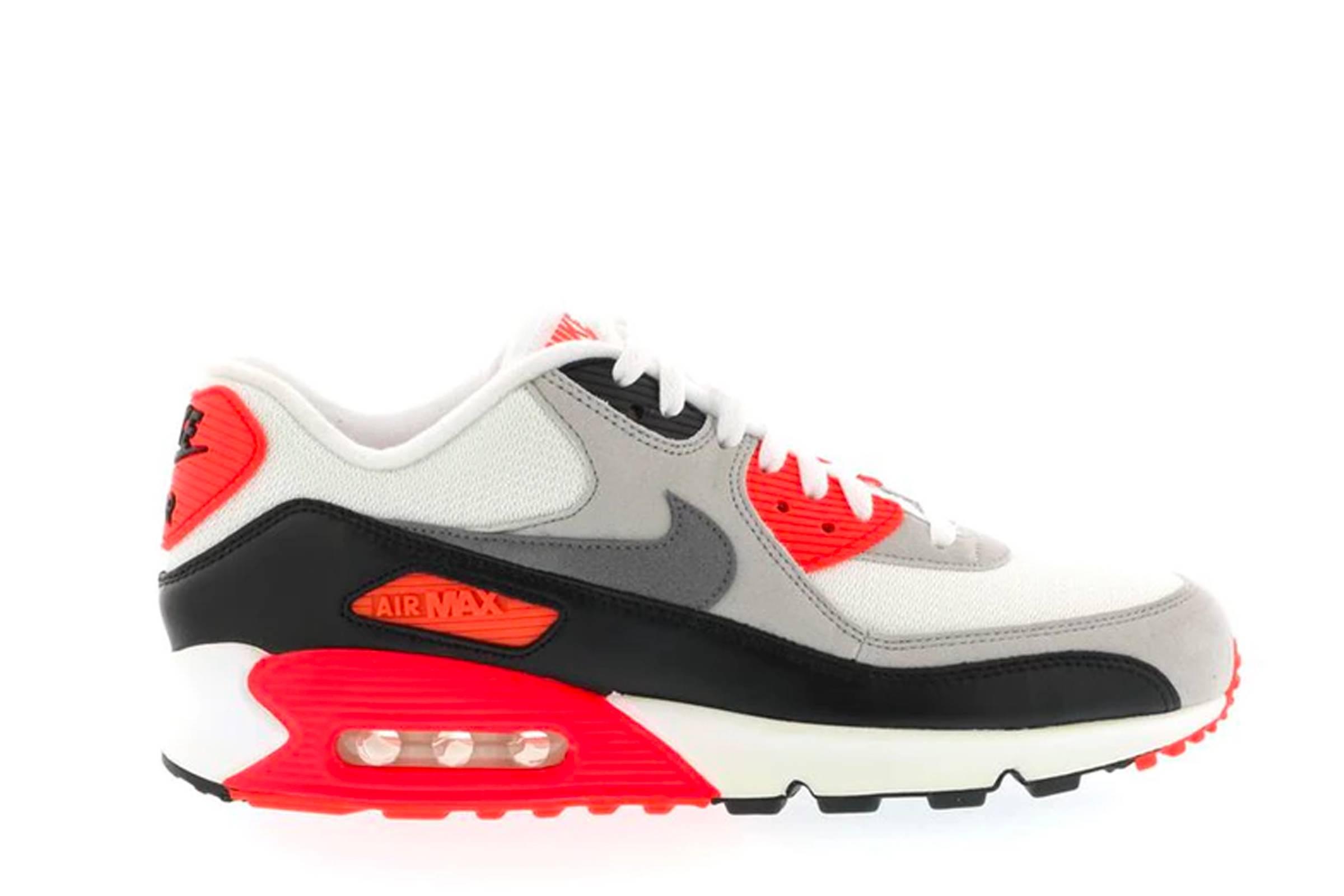 8. Nike Air Max 90
