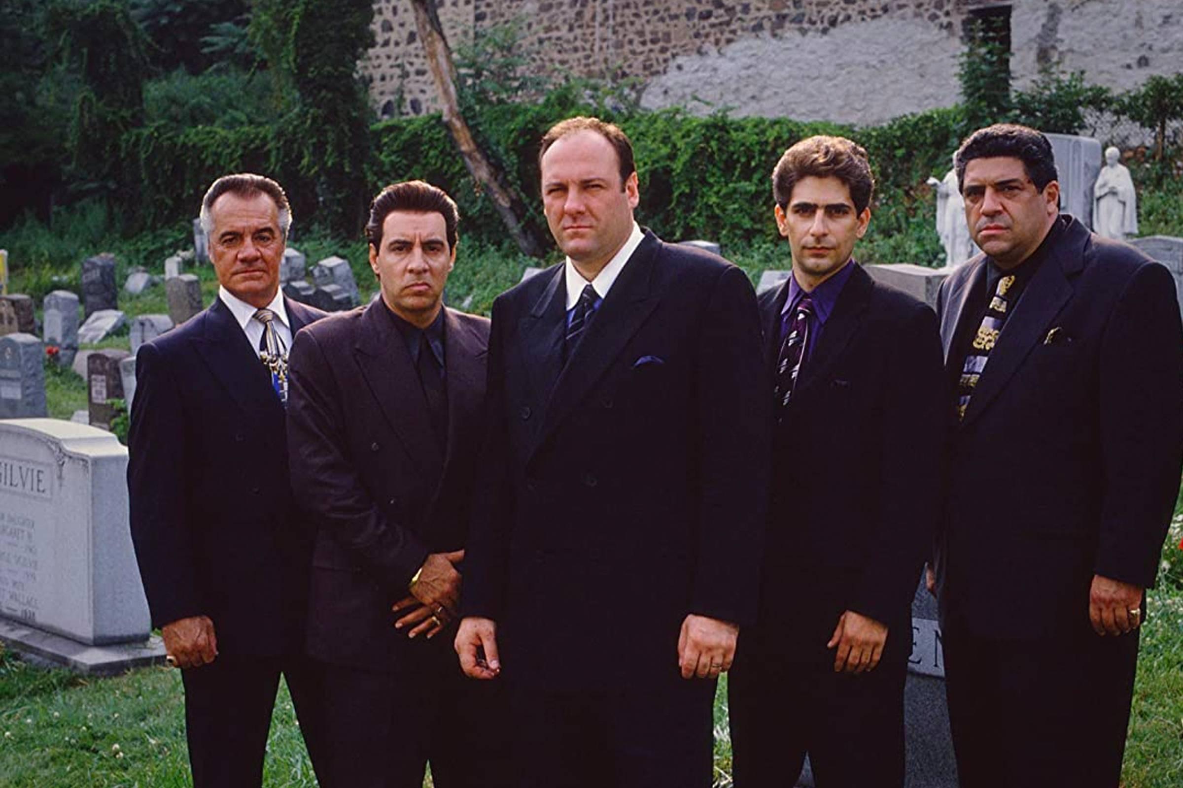 """The Sopranos"" (1999-2007)"