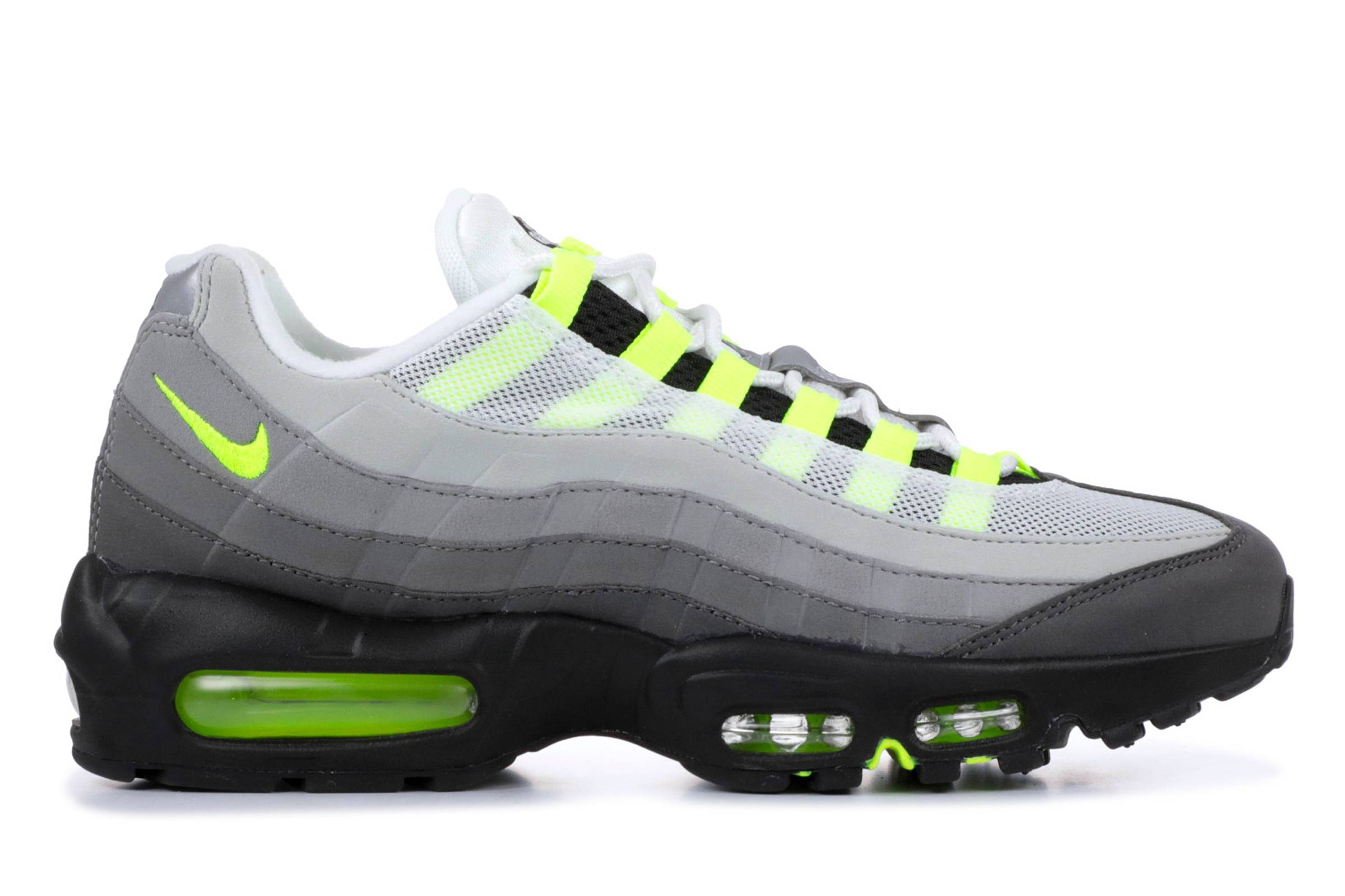 A New Blueprint: A History of the Air Max 95 | Grailed