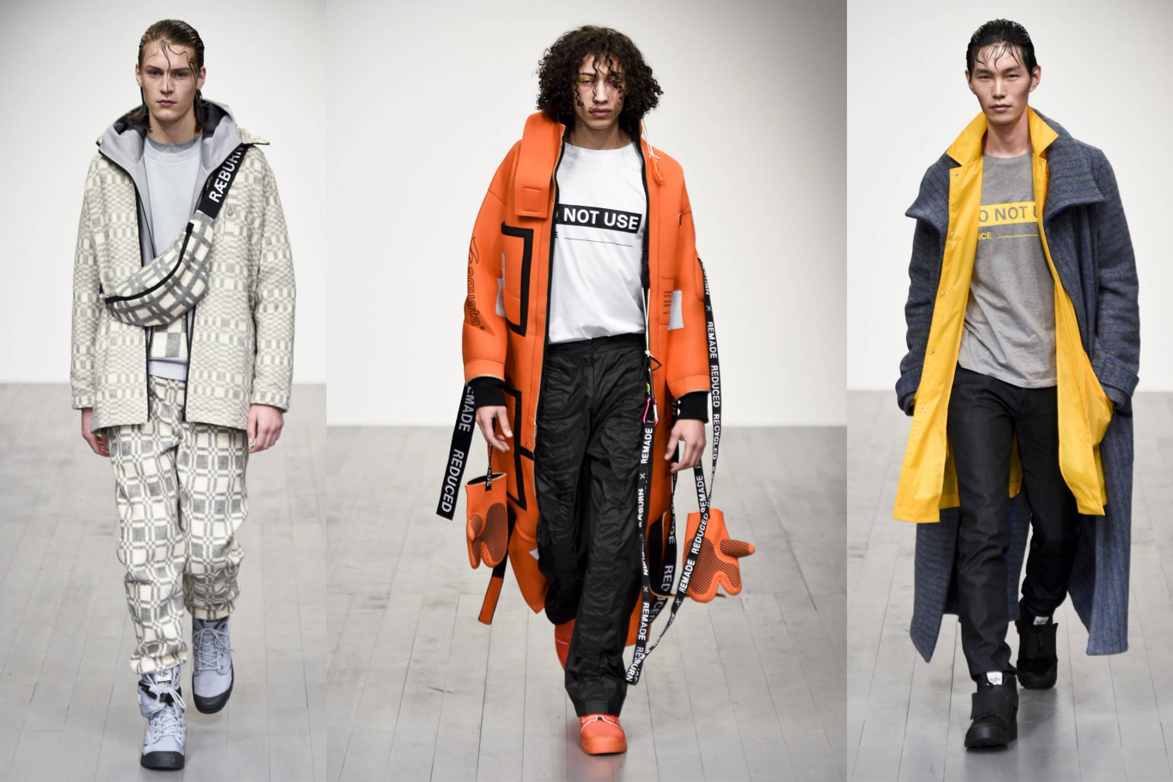 Christopher Raeburn Fall/Winter 2018 Collection