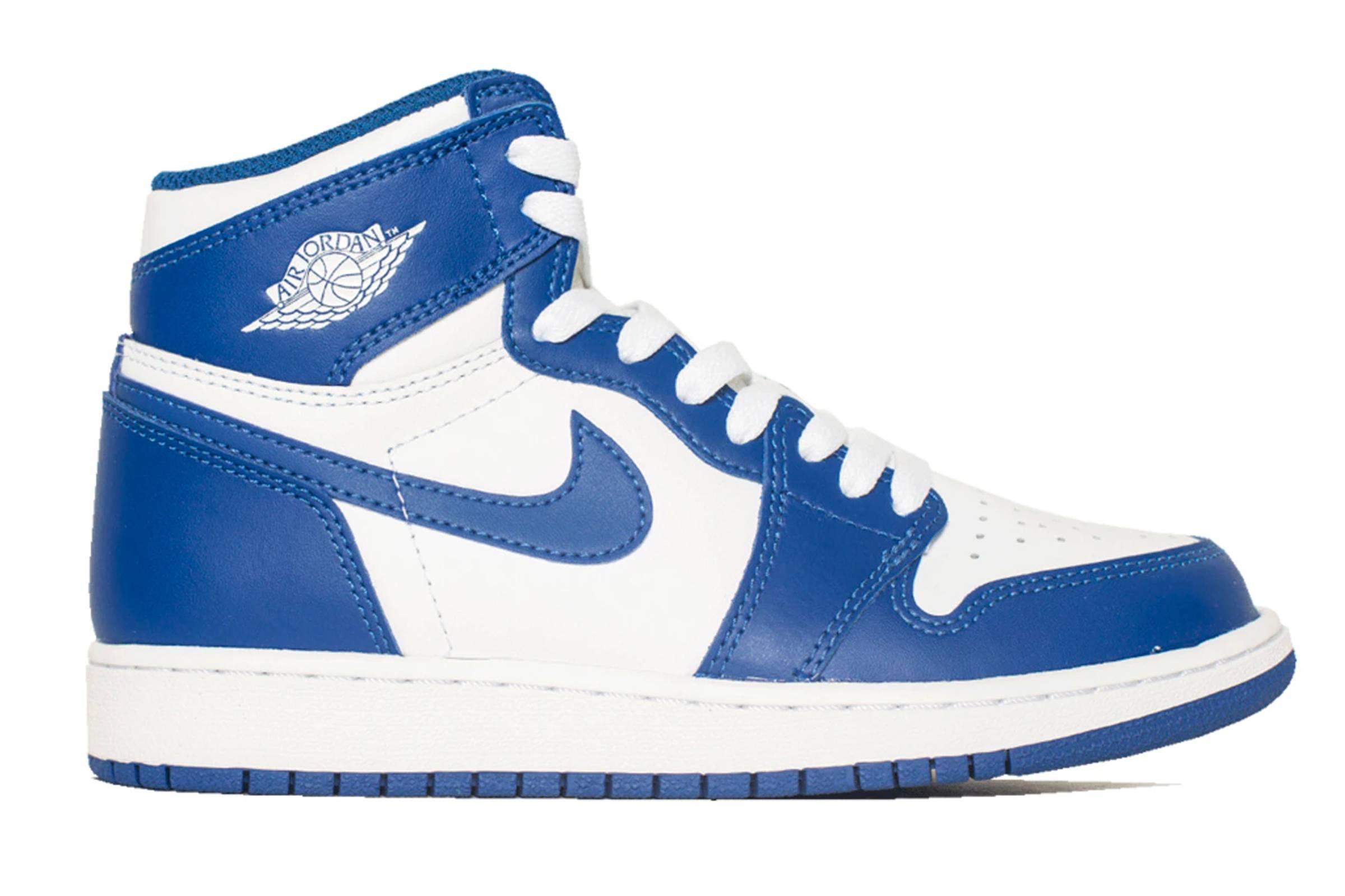 """Jordan I """"Storm Blue"""""""