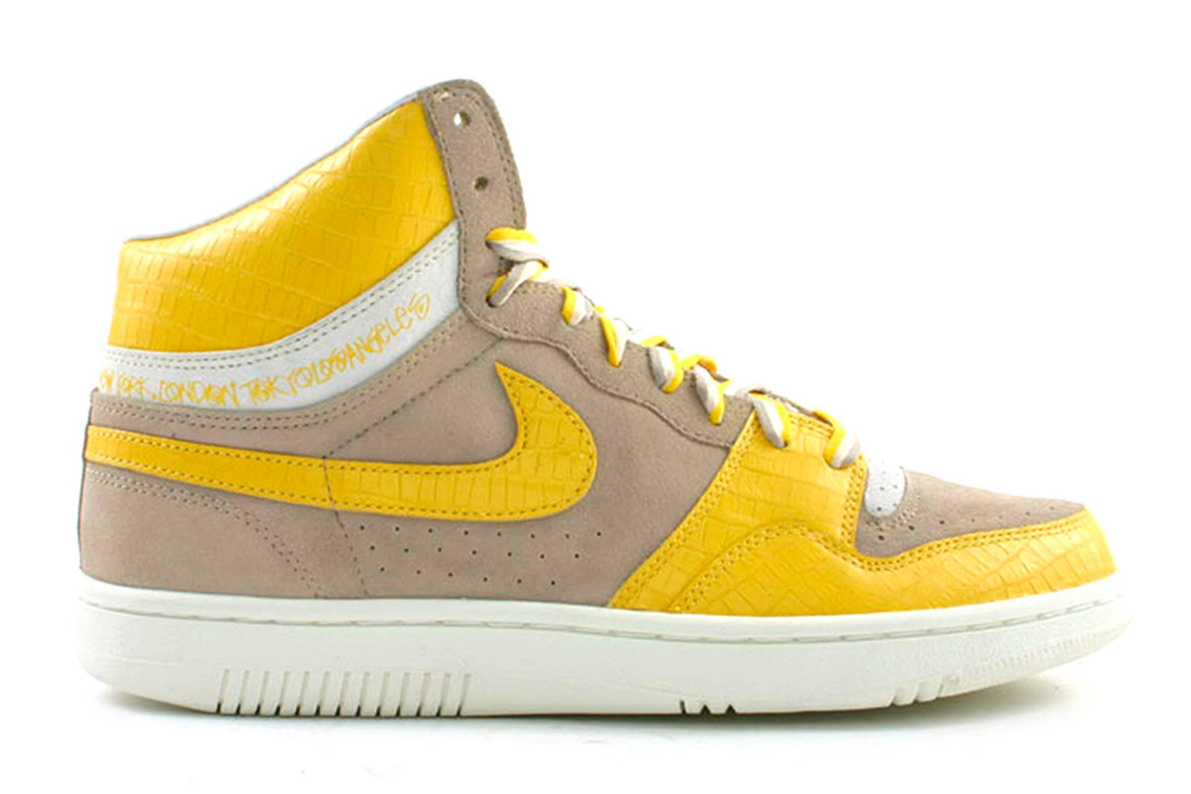 """Stussy x Nike Court Force """"XXV"""" (2005)"""