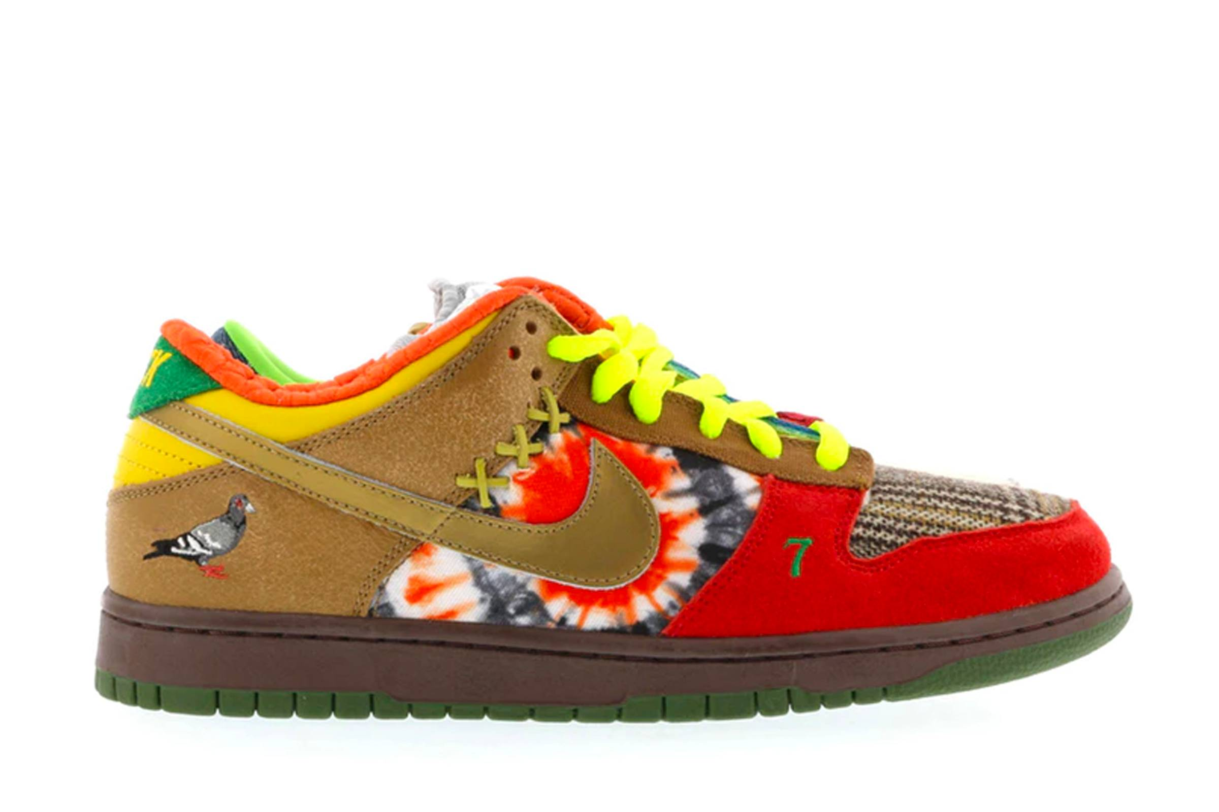 """Nike SB """"What The Dunk"""""""