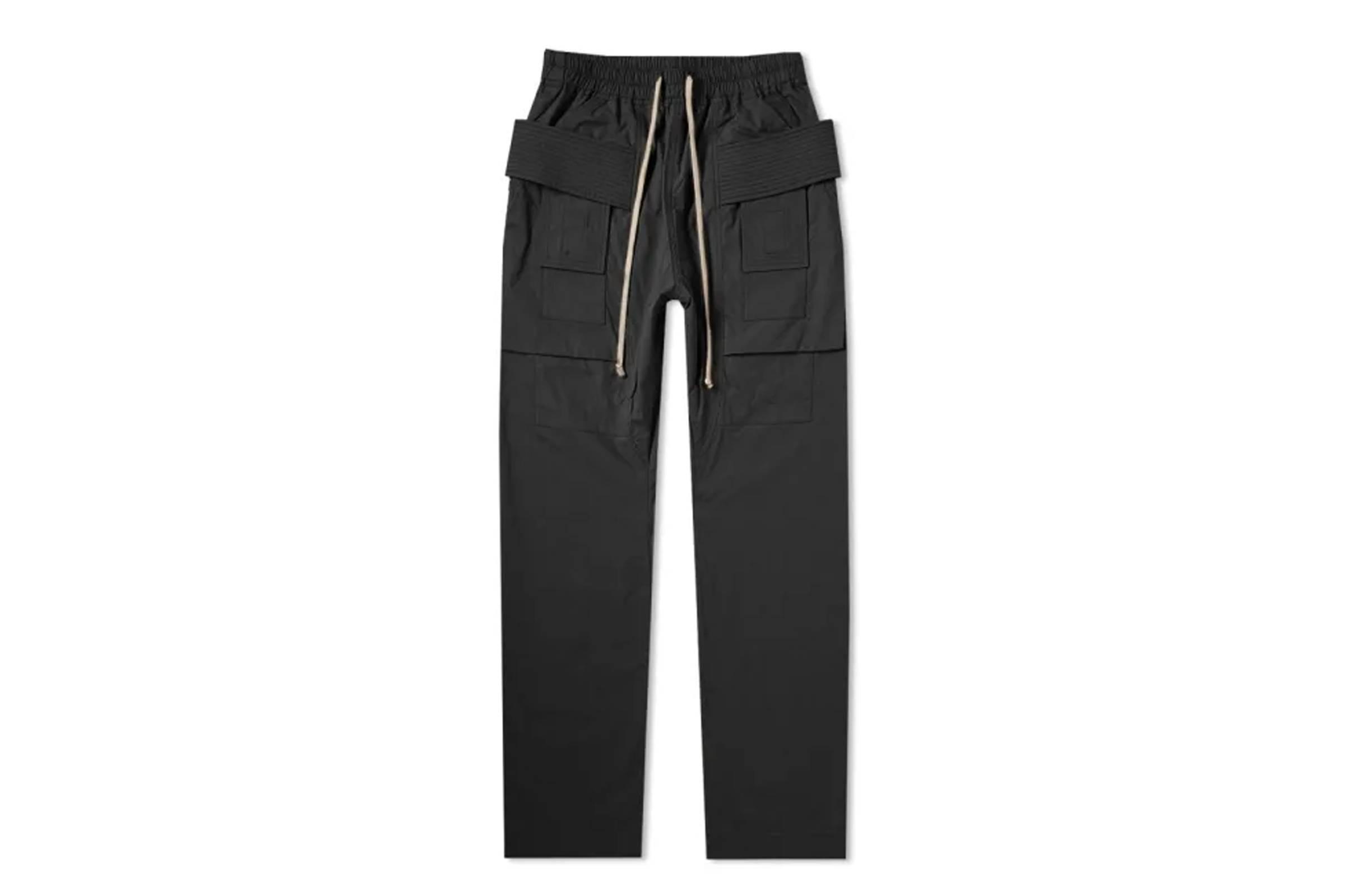 Rick Owens Creatch Cargo Pants