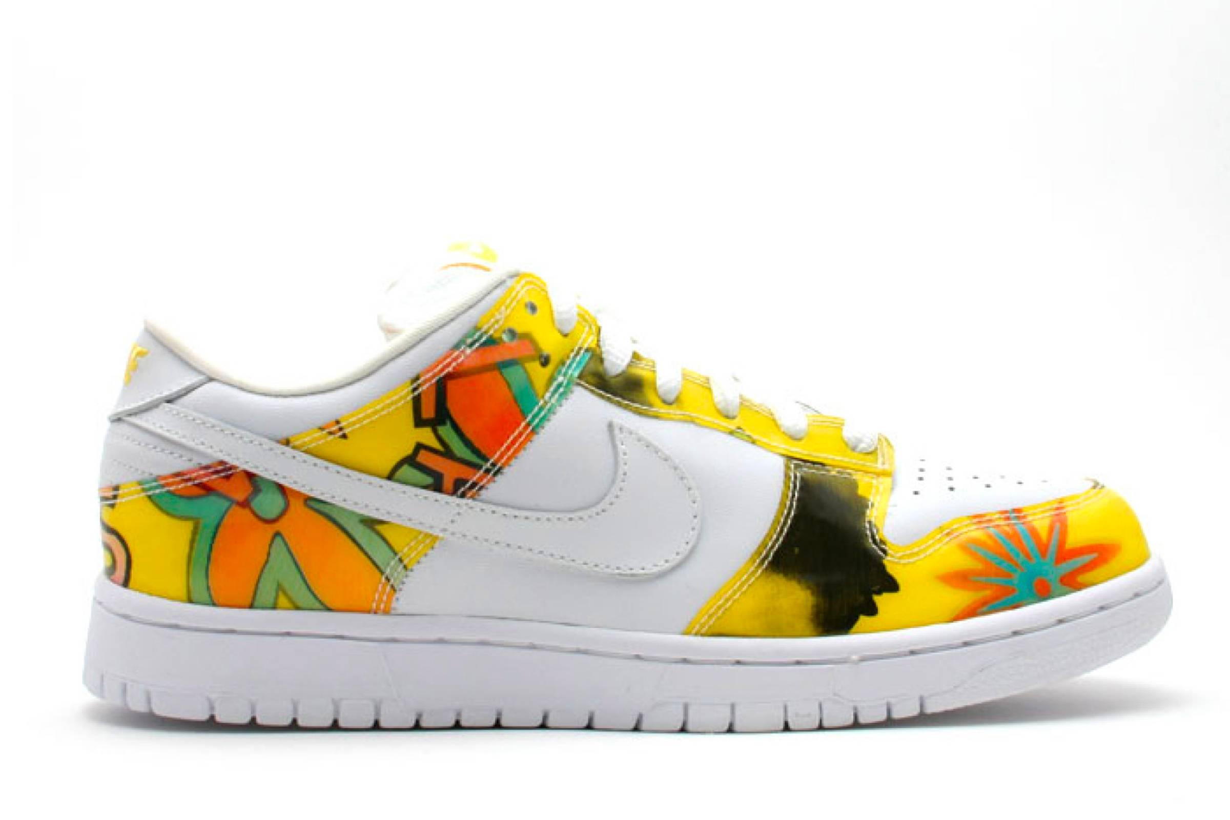 "Nike SB Dunk Low ""De La Soul"""