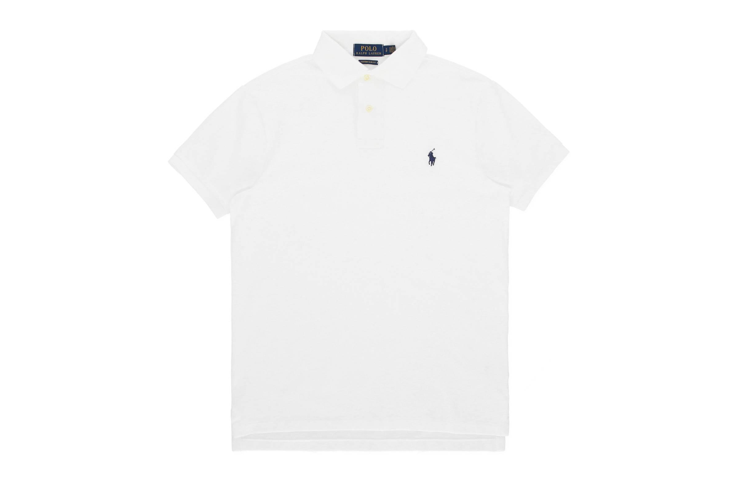 The Foundation: Ralph Lauren Polo Shirt