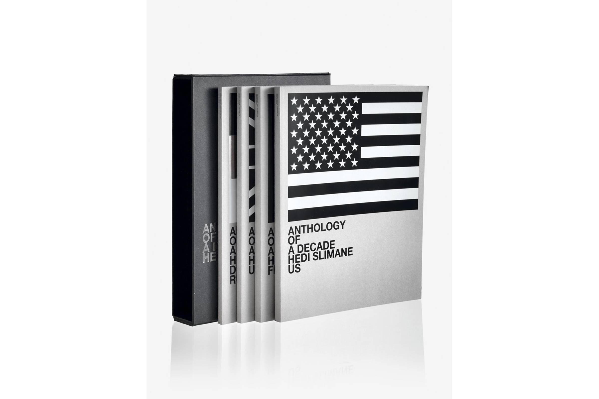 Anthology of A Decade by Hedi Slimane