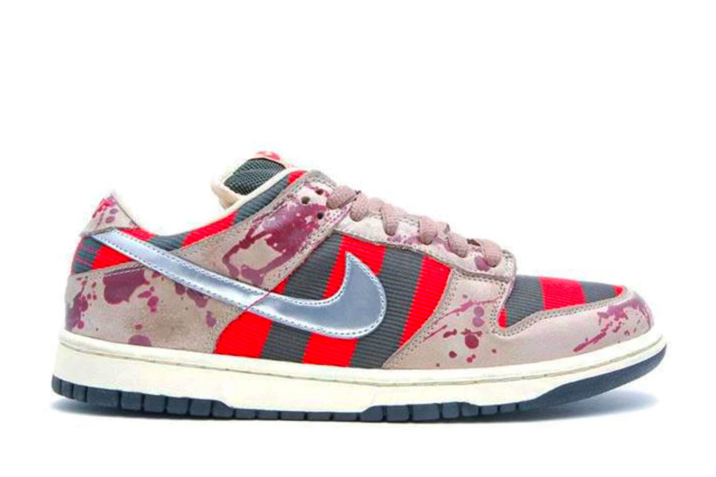 "Nike SB Dunk Low ""Freddy Krueger"""
