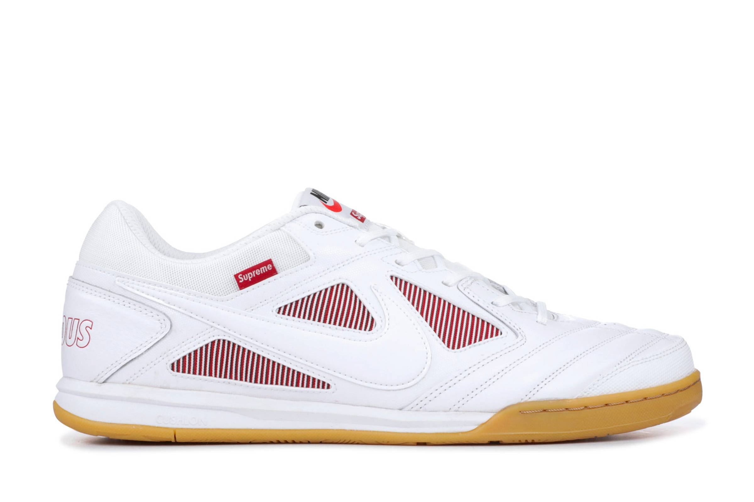 outlet store 99739 0d258 Complete History of Nike and Supreme | Grailed