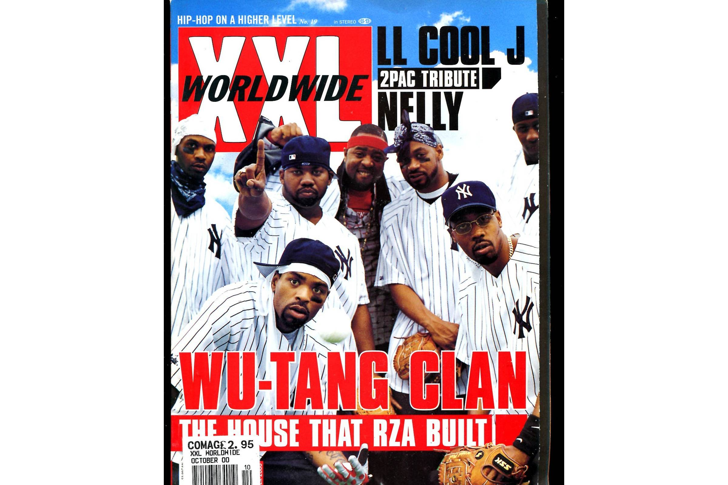 Jerseys Were Seen In Countless 90s Rap Videos And Wu Tang Definitely Was Part Of The Movement Most Crew Rocking Various Sports
