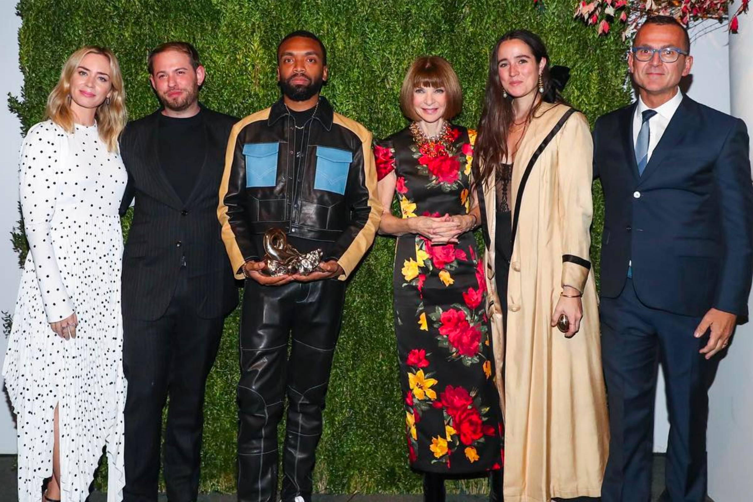 Pyer Moss Takes Home Top Honors at 2018 CFDA/Vogue Fashion Fund