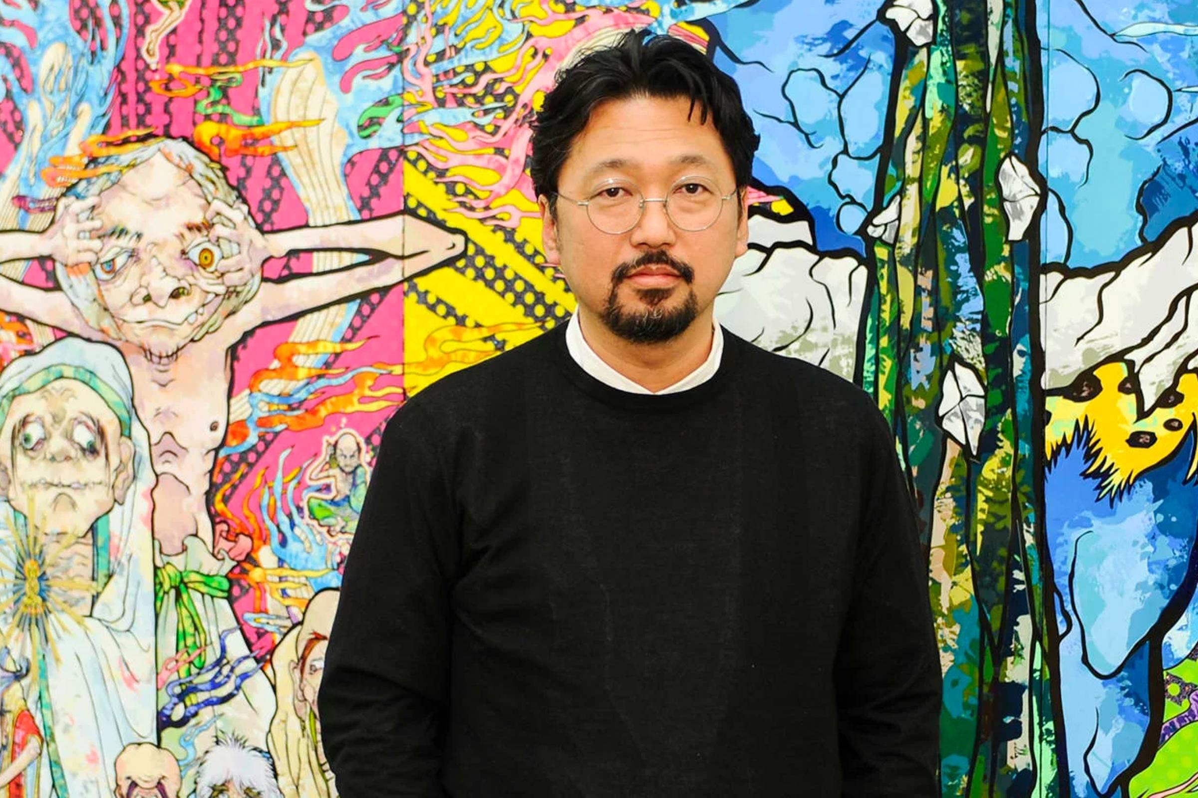 Takashi Murakami (late '90s)