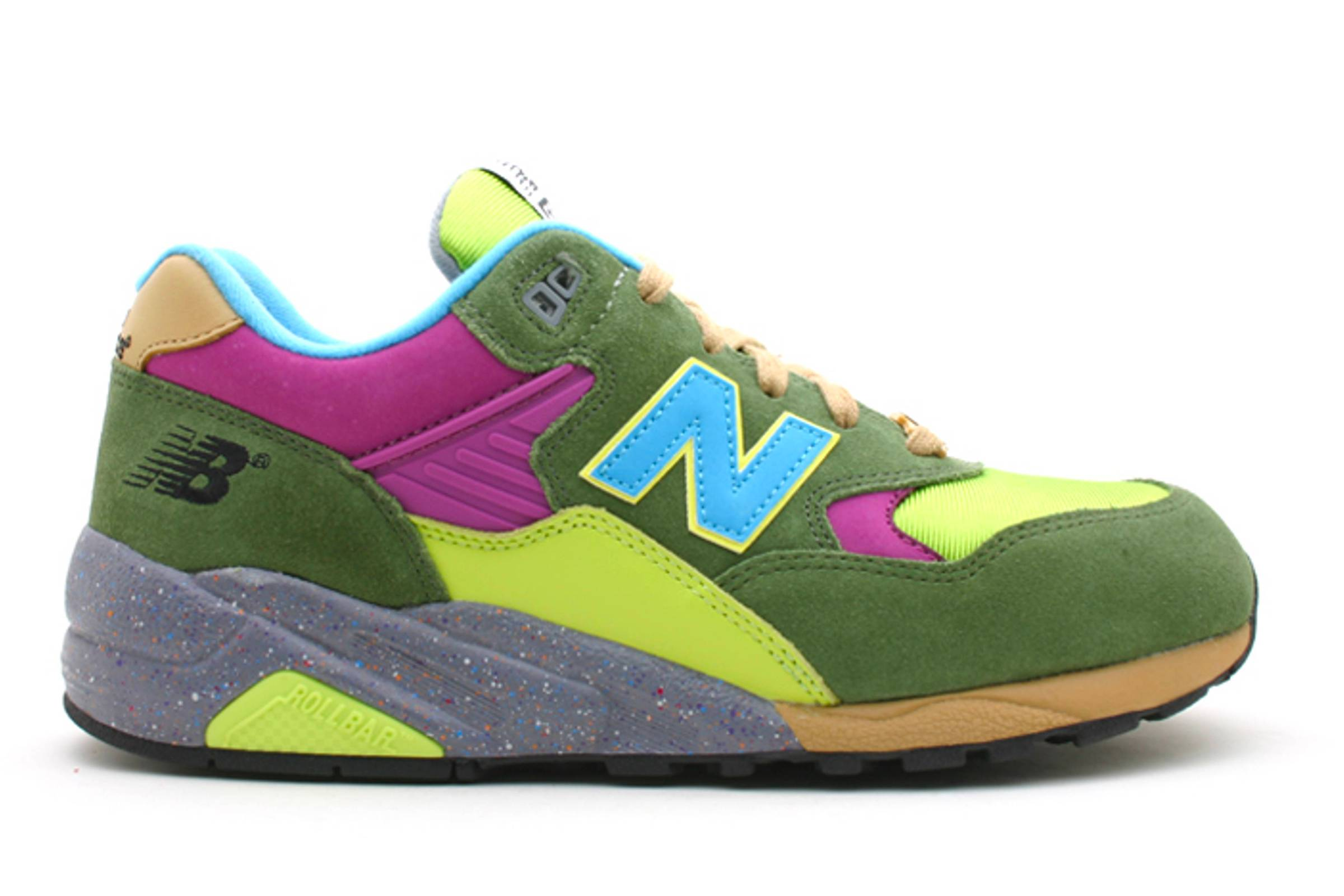 Stussy x Undefeated x Real Mad Hectic x New Balance 580