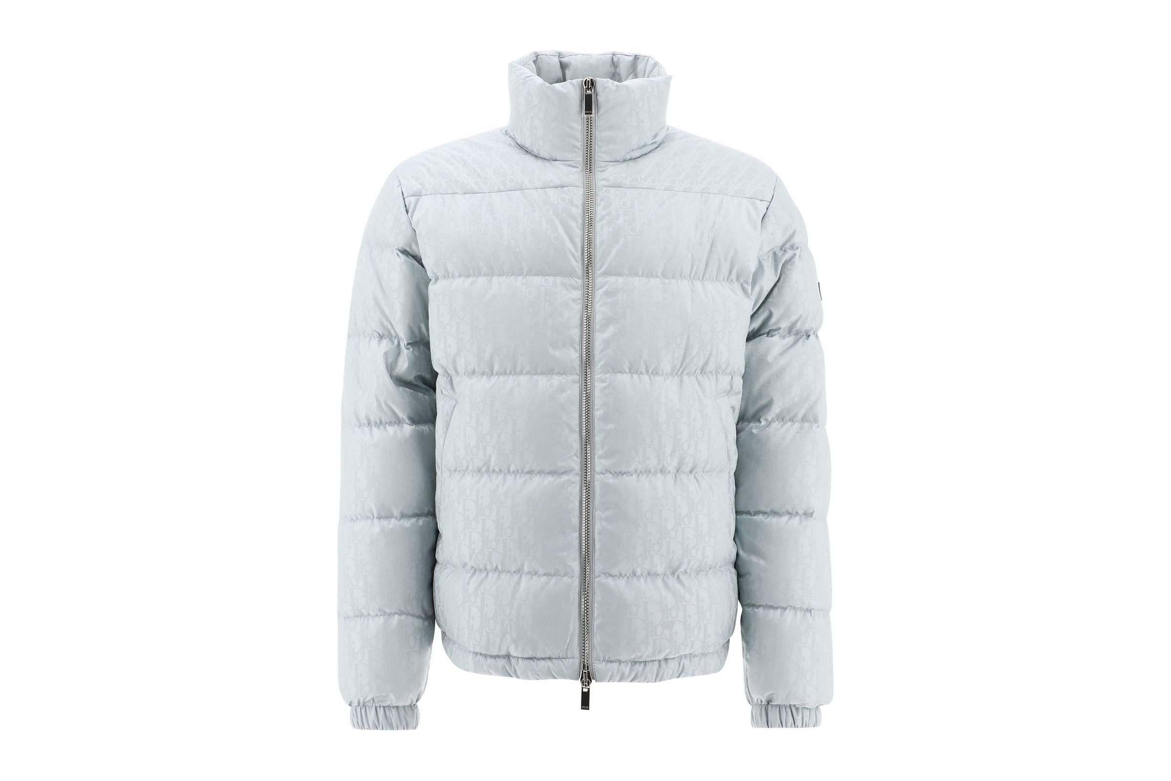 Dior Spring/Summer 2021 Oblique Down Jacket