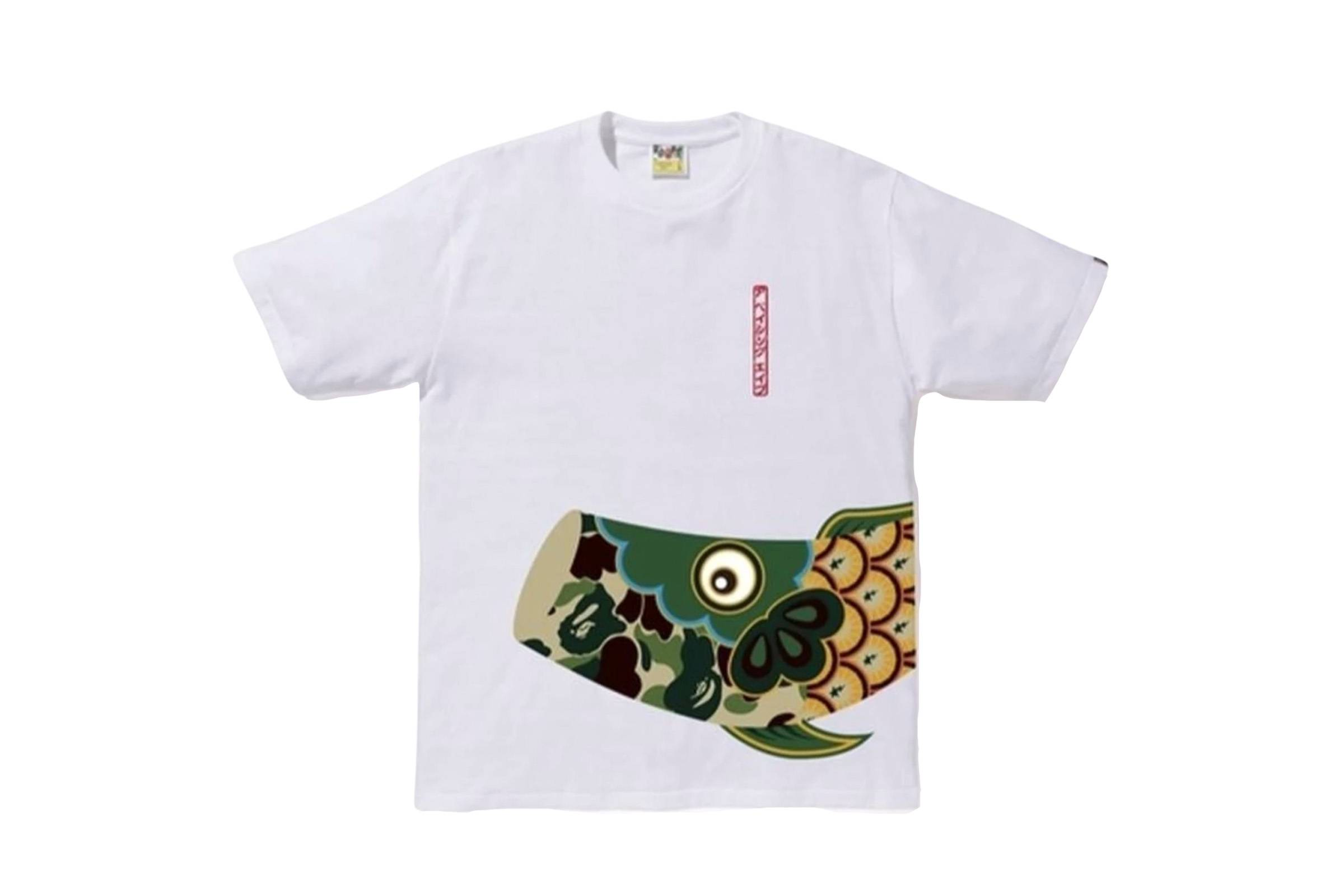 BAPE Children's Day Tee Shirt