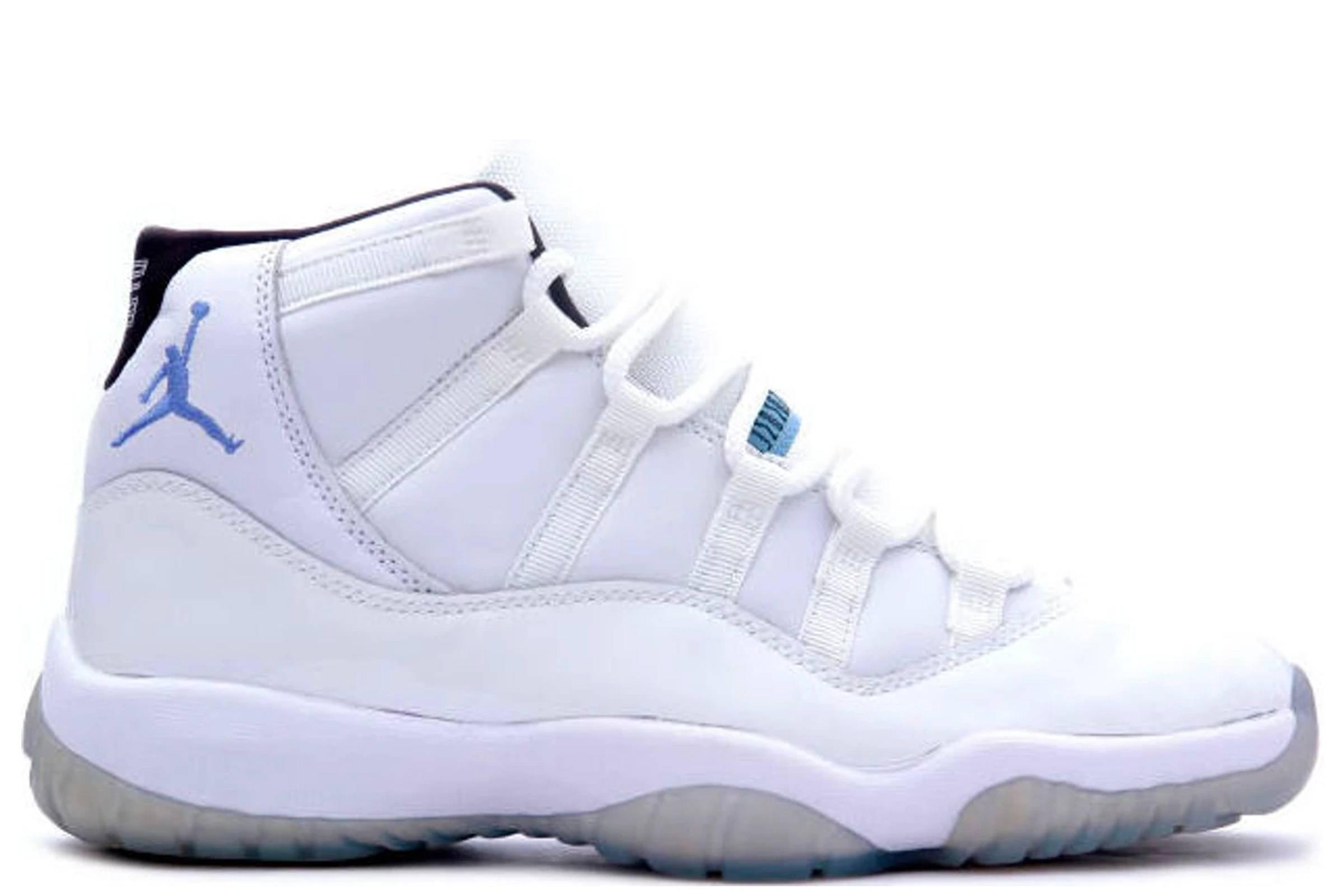 """Jordan XI """"Columbia"""" OG (1996)"""