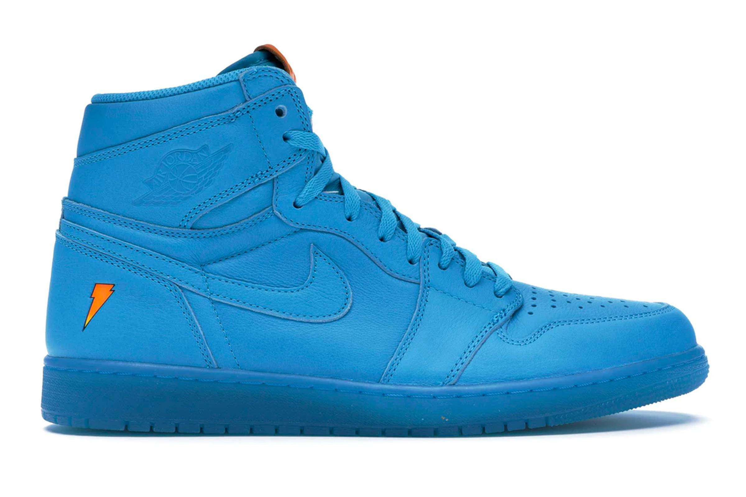 """Gatorade x Jordan I """"Blue Lagoon"""""""