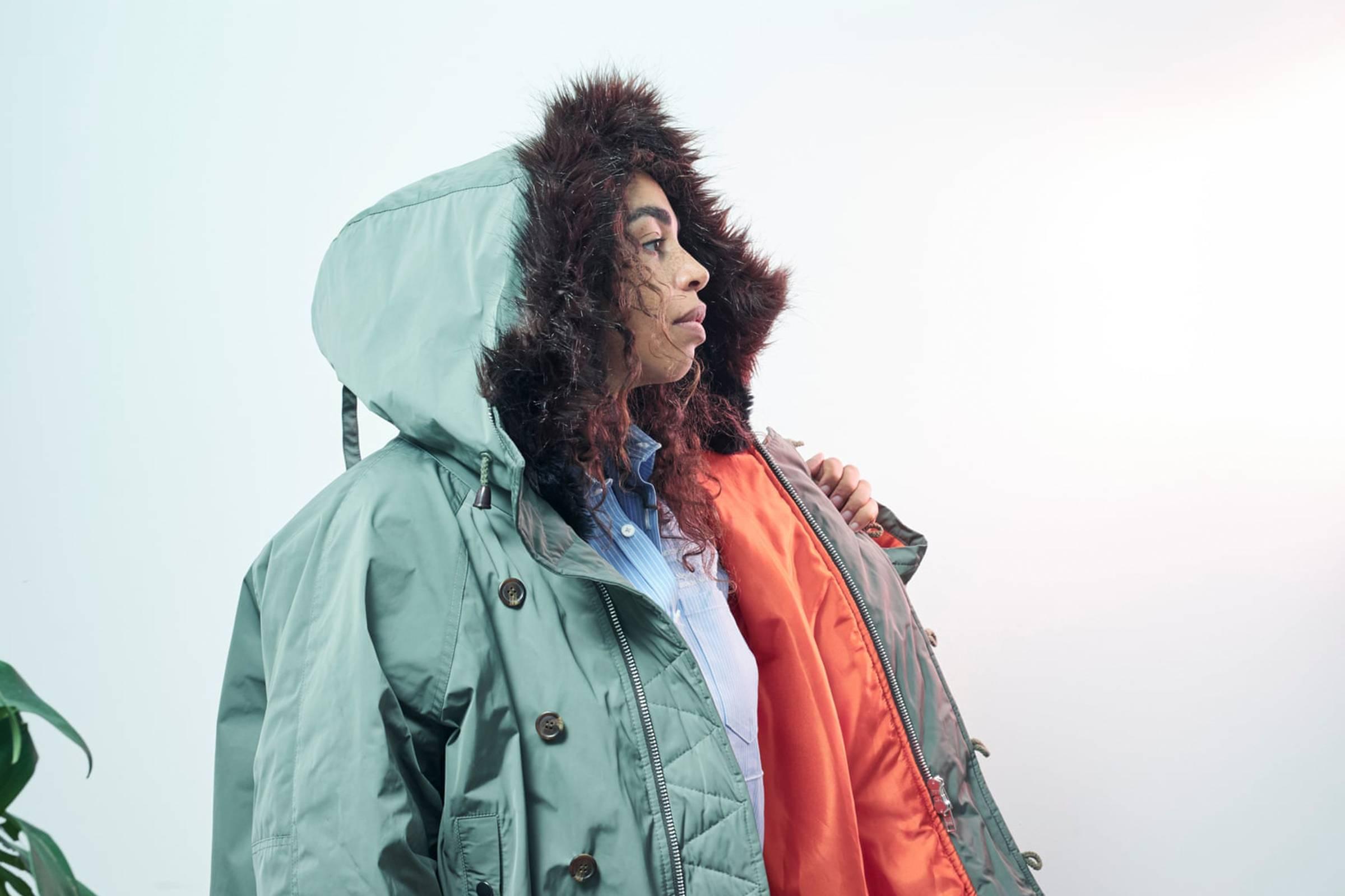 Rose wearing Martine Rose Fall/Winter 2018