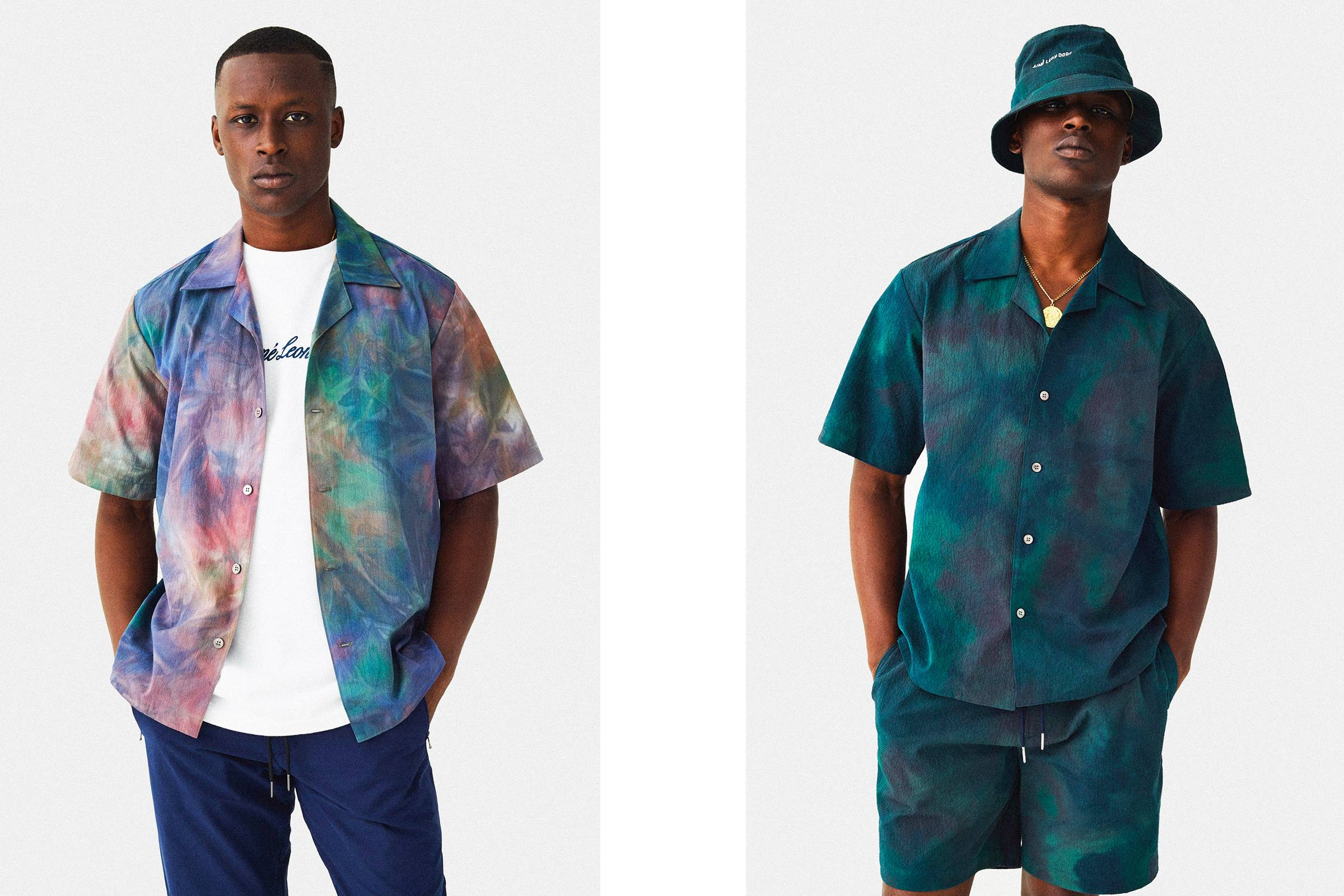 Looks from Aimé Leon Dore's Spring/Summer 2018 collection