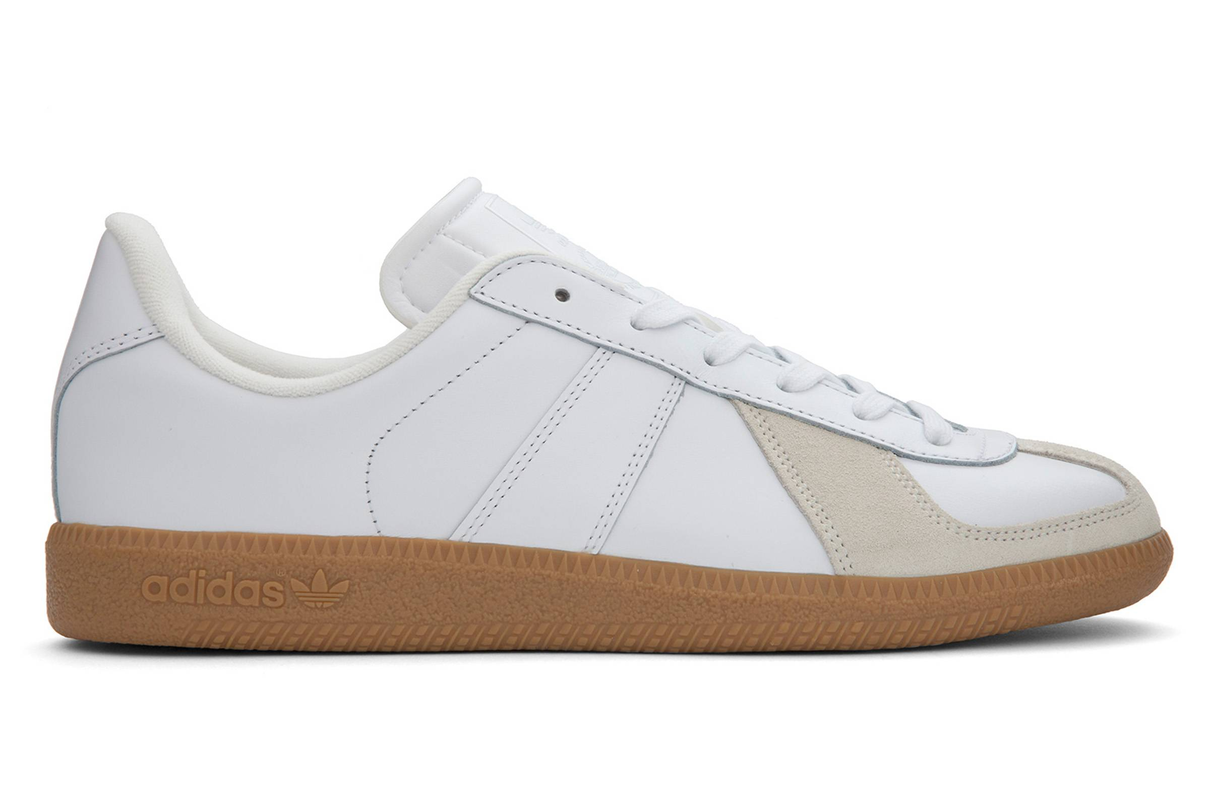 premium selection b73e1 c78a0 Although the German Army Trainer is now widely known as a quintessential  high-end sneaker due to Martin Margiela's reinterpretation and  dissemination of the ...