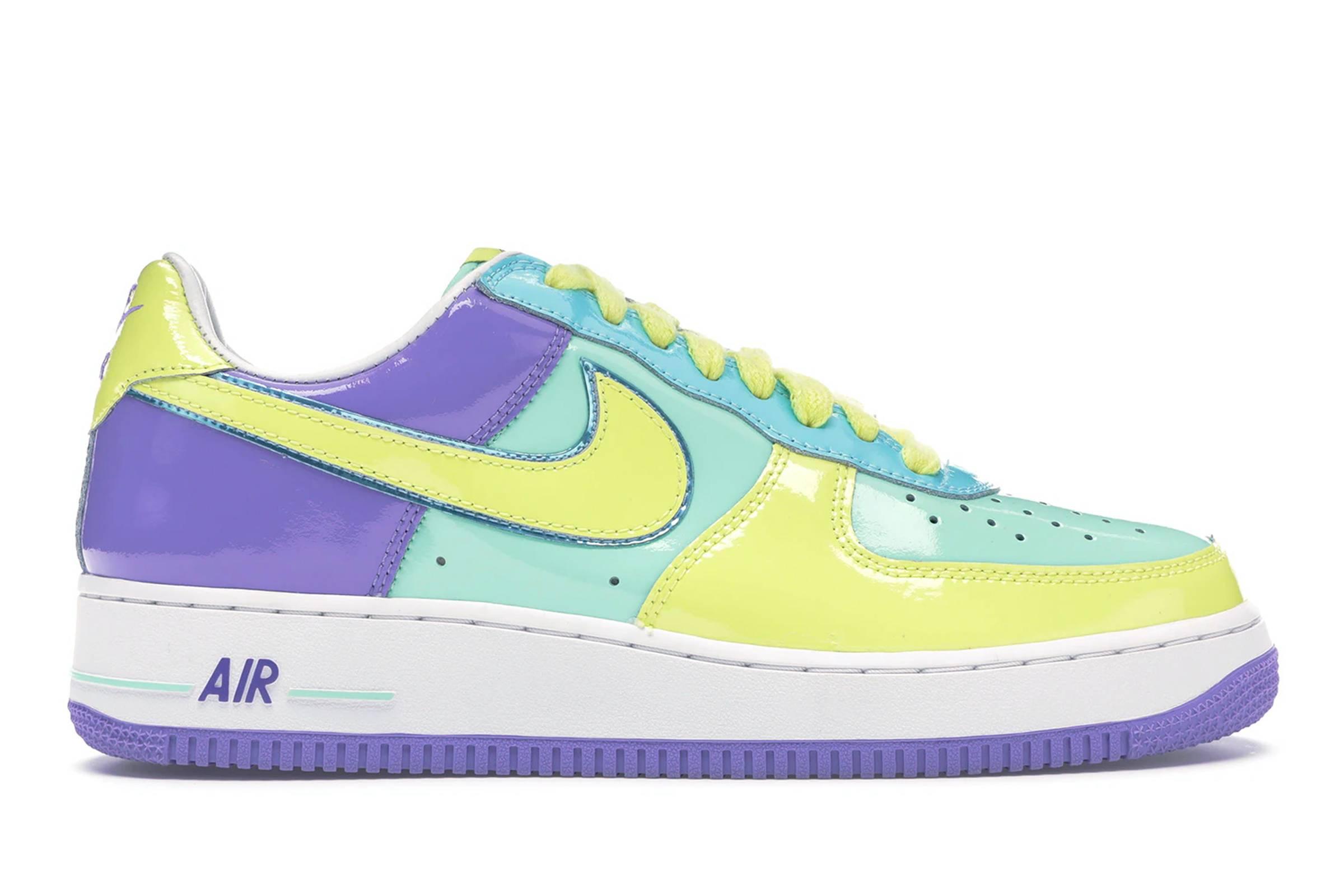 """Nike Air Force 1 """"Easter Egg"""""""