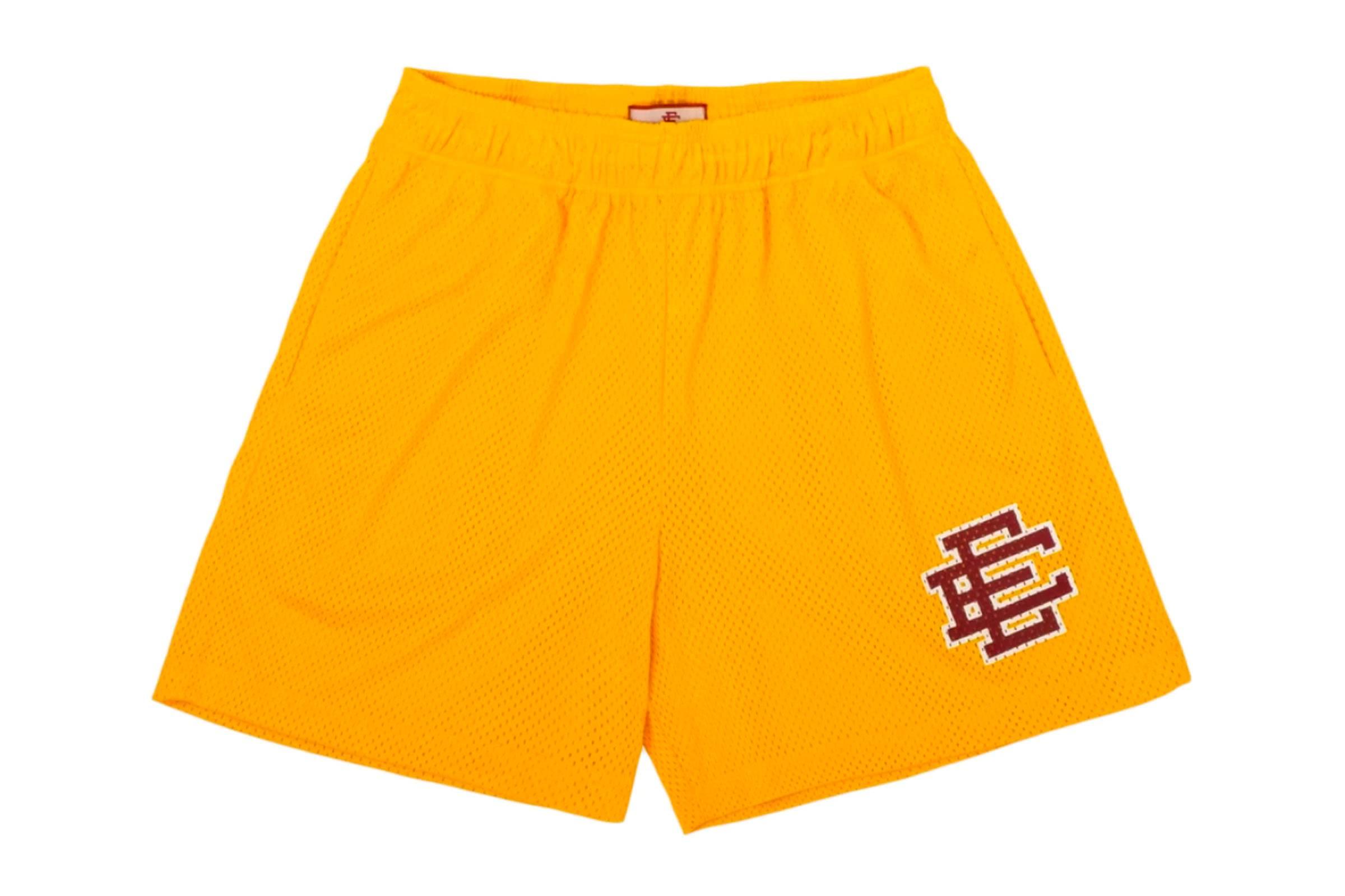 Eric Emanuel Mesh Shorts