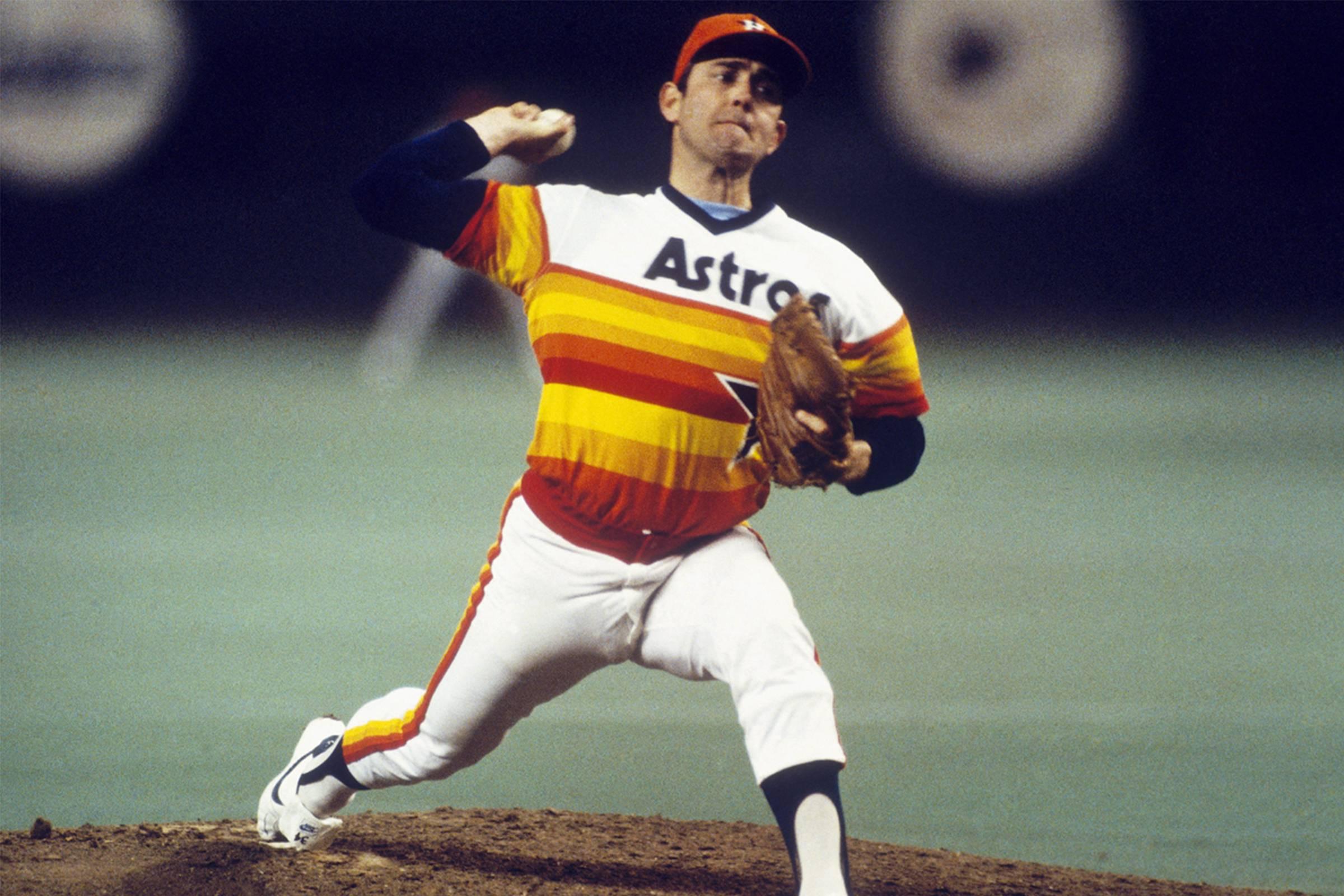 """The Houston Astros """"Rainbow"""" Uniforms, 1970s"""
