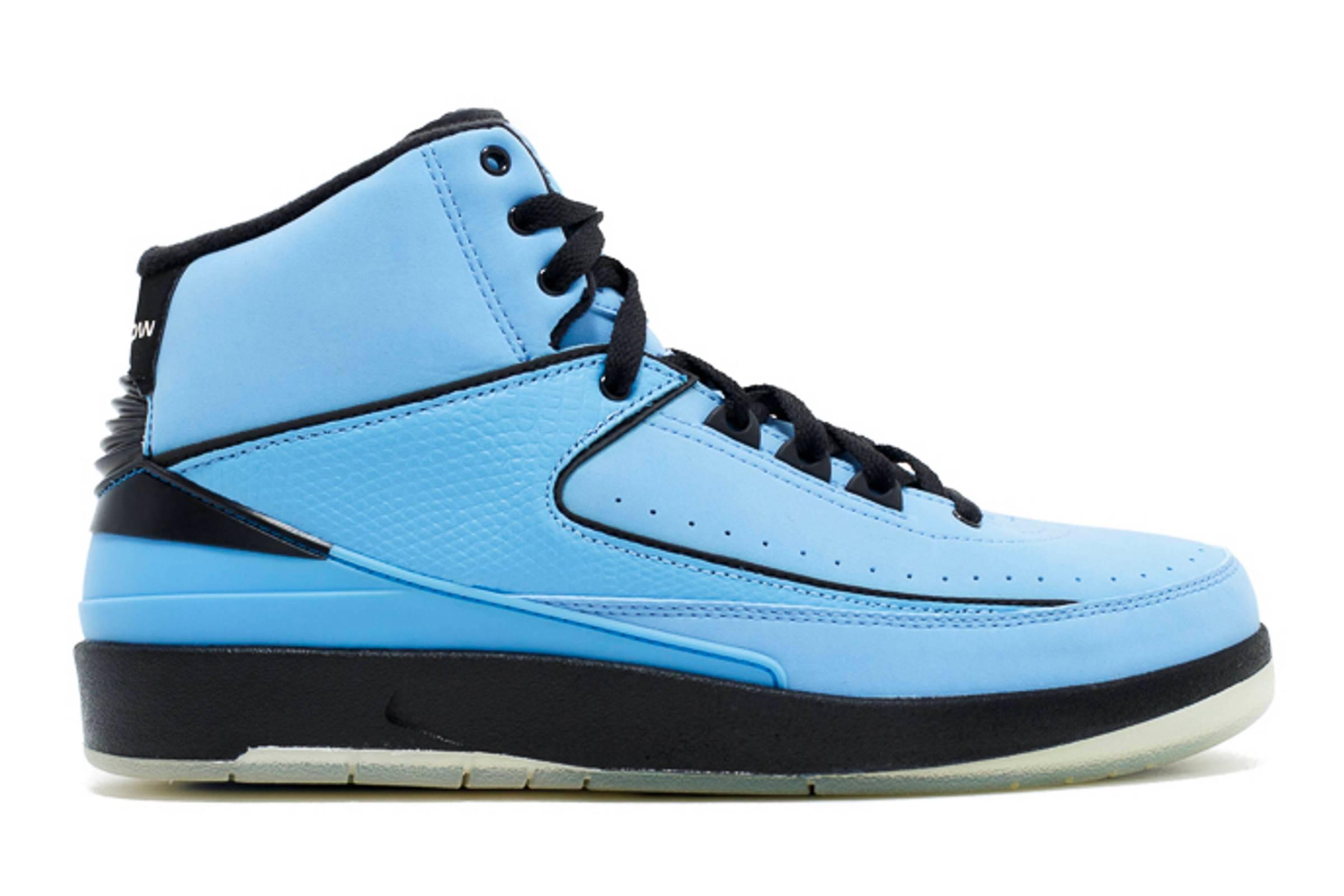 "Jordan II ""University Blue"""