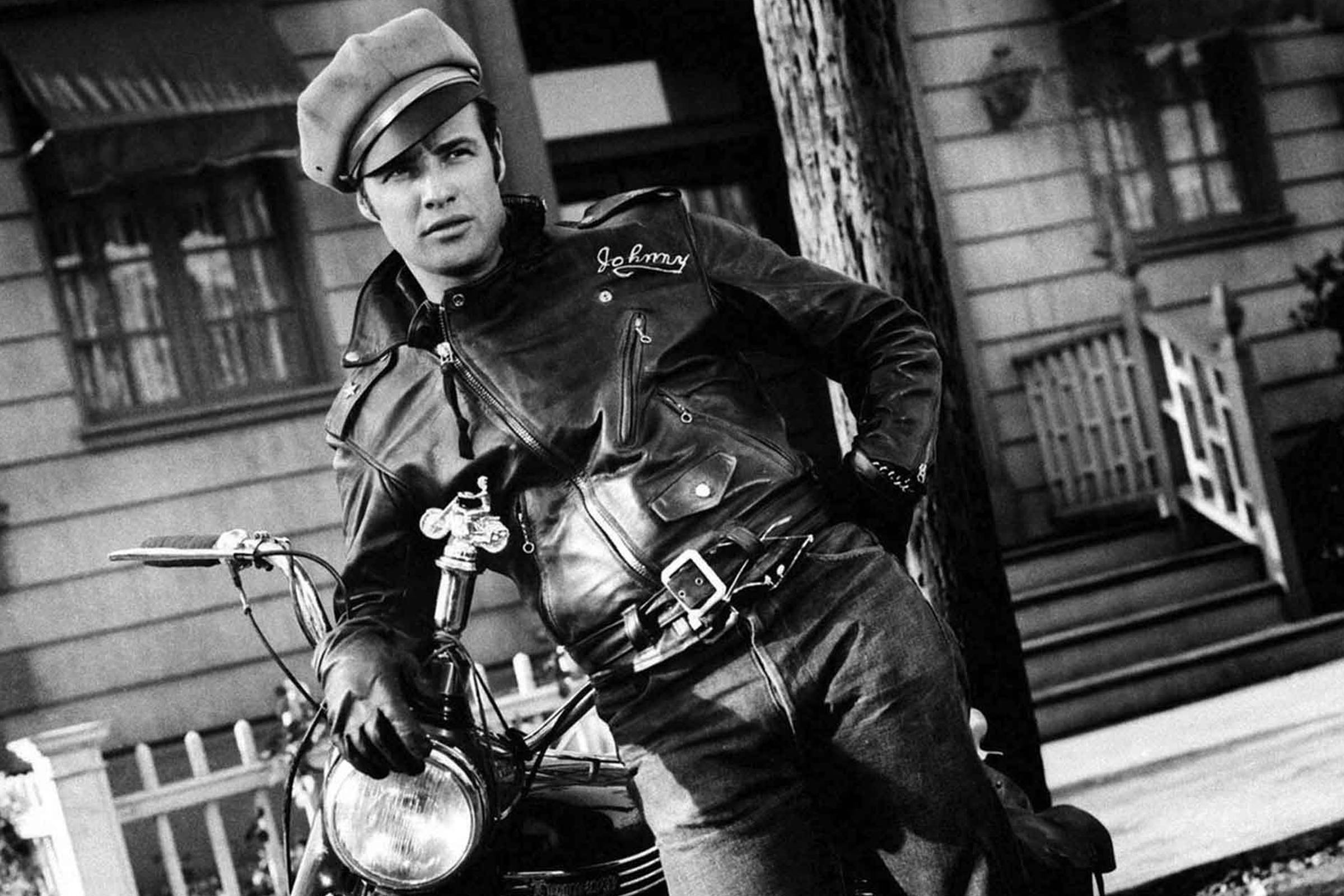 13ef5c26885d70 Born to Ride  A Brief History of the Motorcycle Jacket - History Of ...