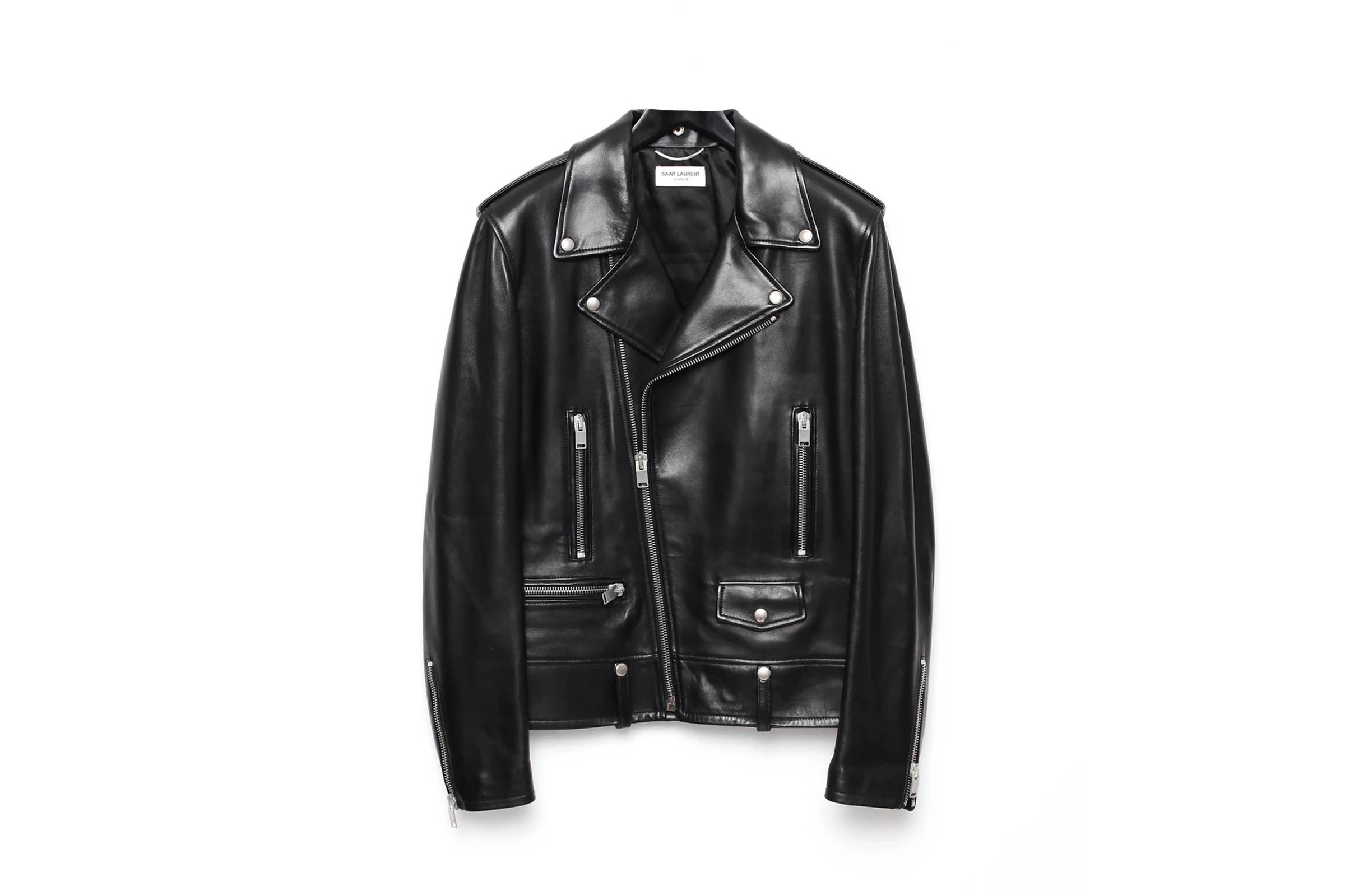 Saint Laurent Paris Motorcycle Jacket