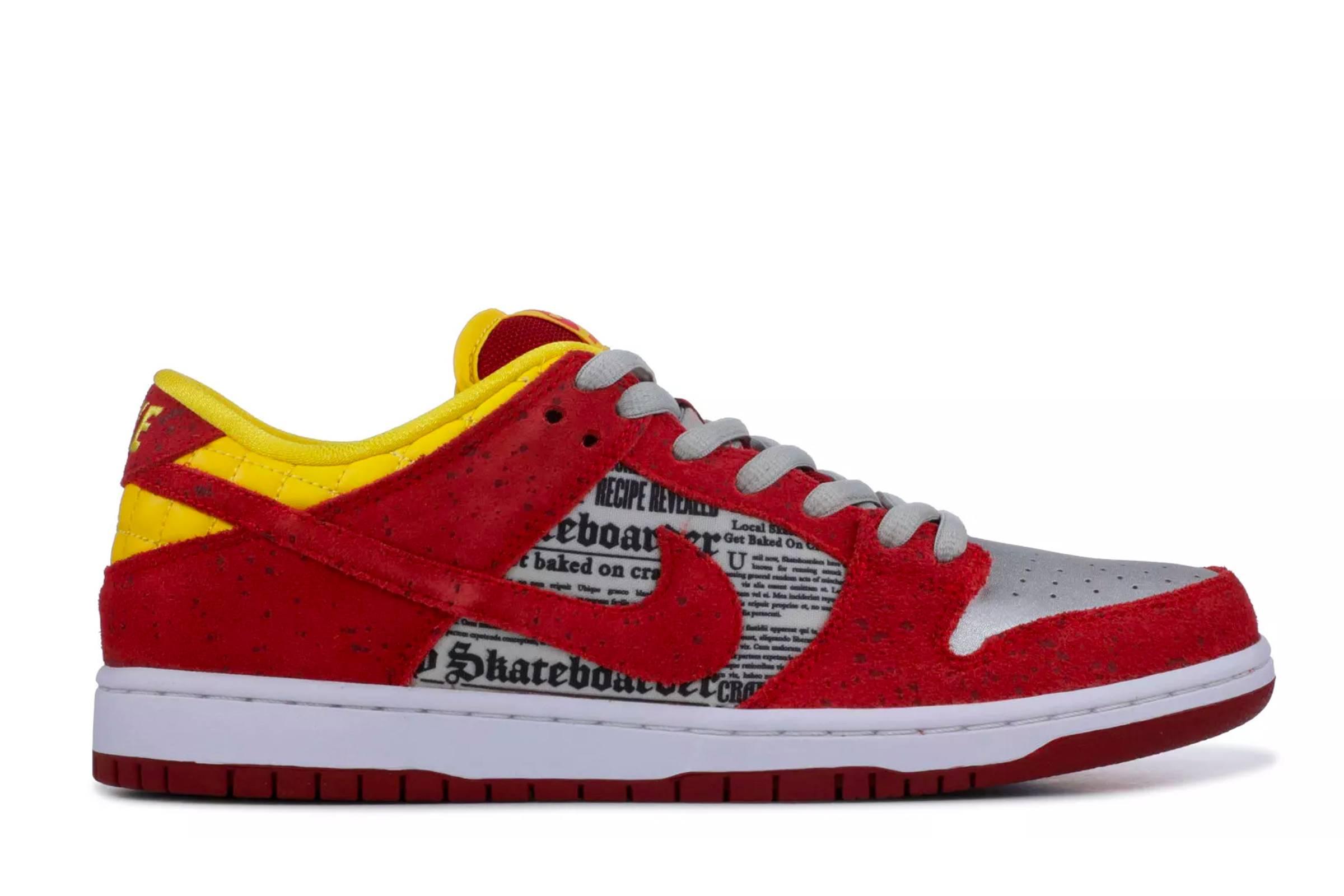 """Rukus x Nike SB Dunk Low """"Crawfish"""""""