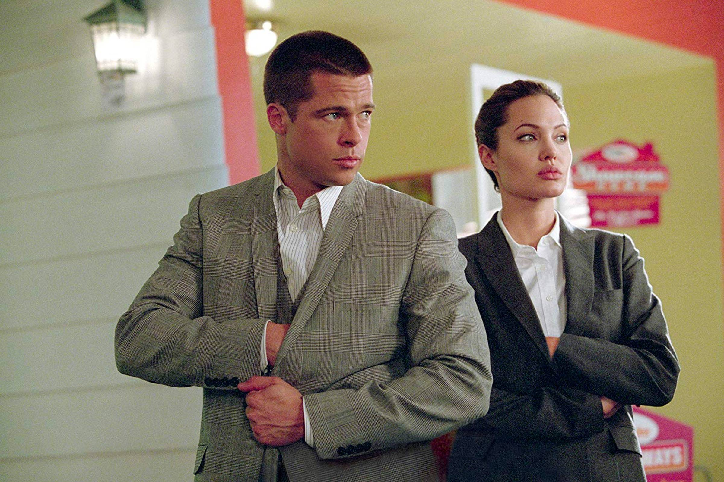 "John Smith (""Mr. and Mrs. Smith"", 2005)"
