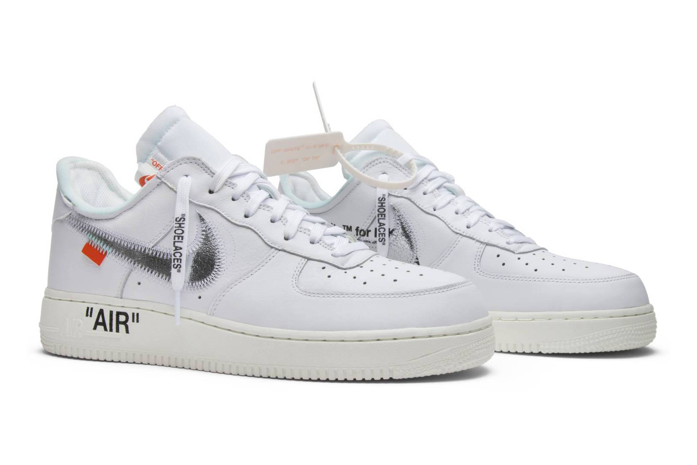 """Off-White x Nike Air Force One """"Complexcon"""""""