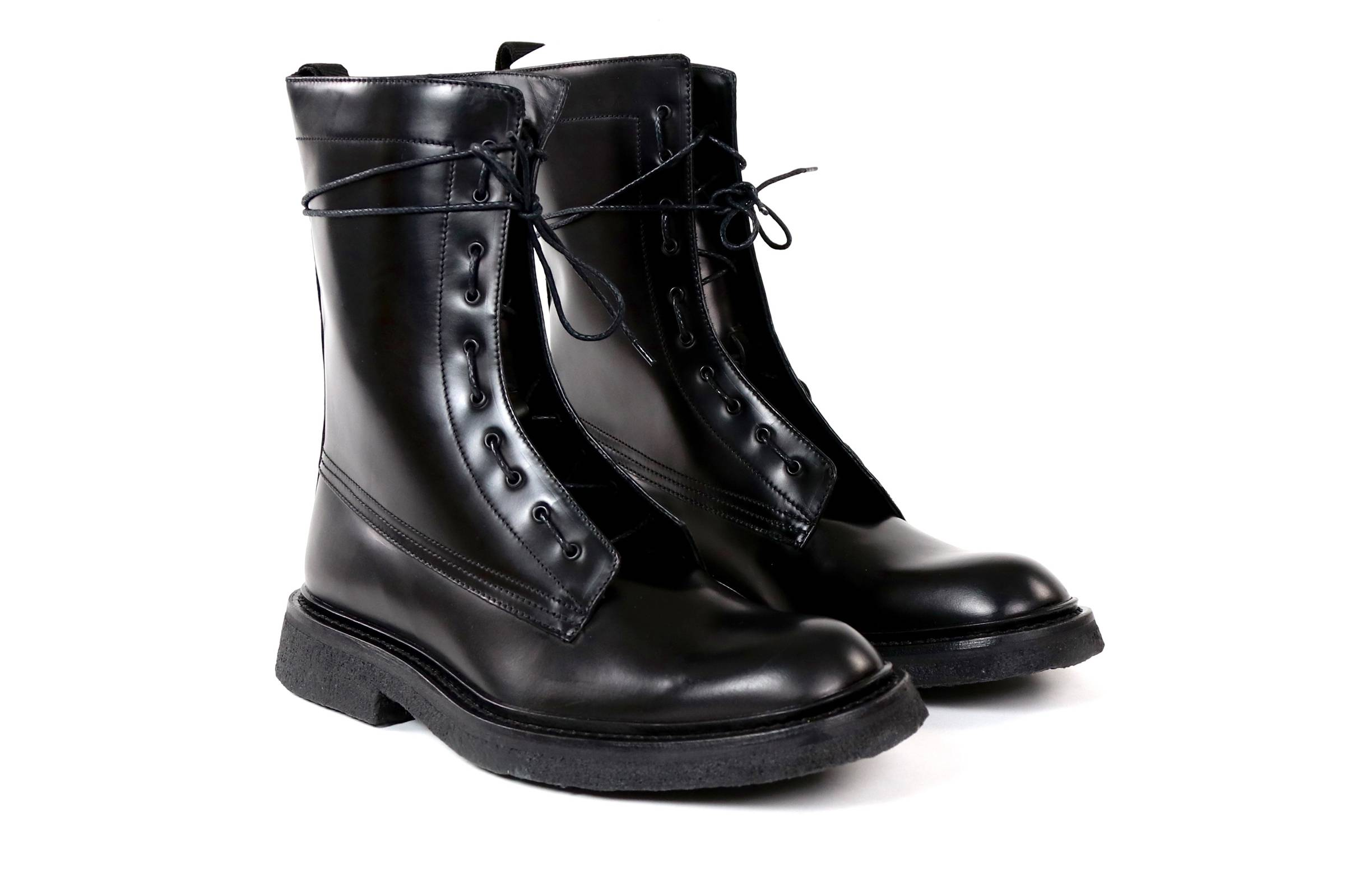 "Dior Homme ""Navigate"" Military Boot"