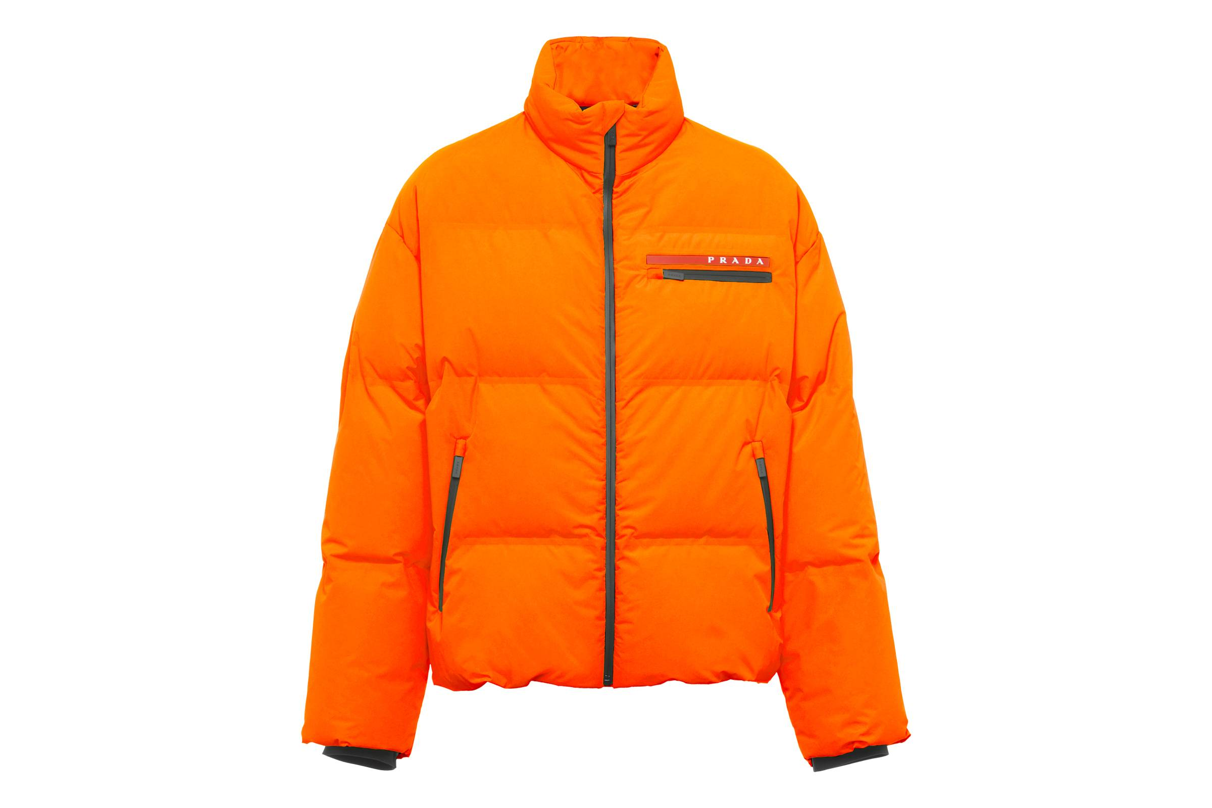 Prada Linea Rossa LR-HX015 Padded Jacket