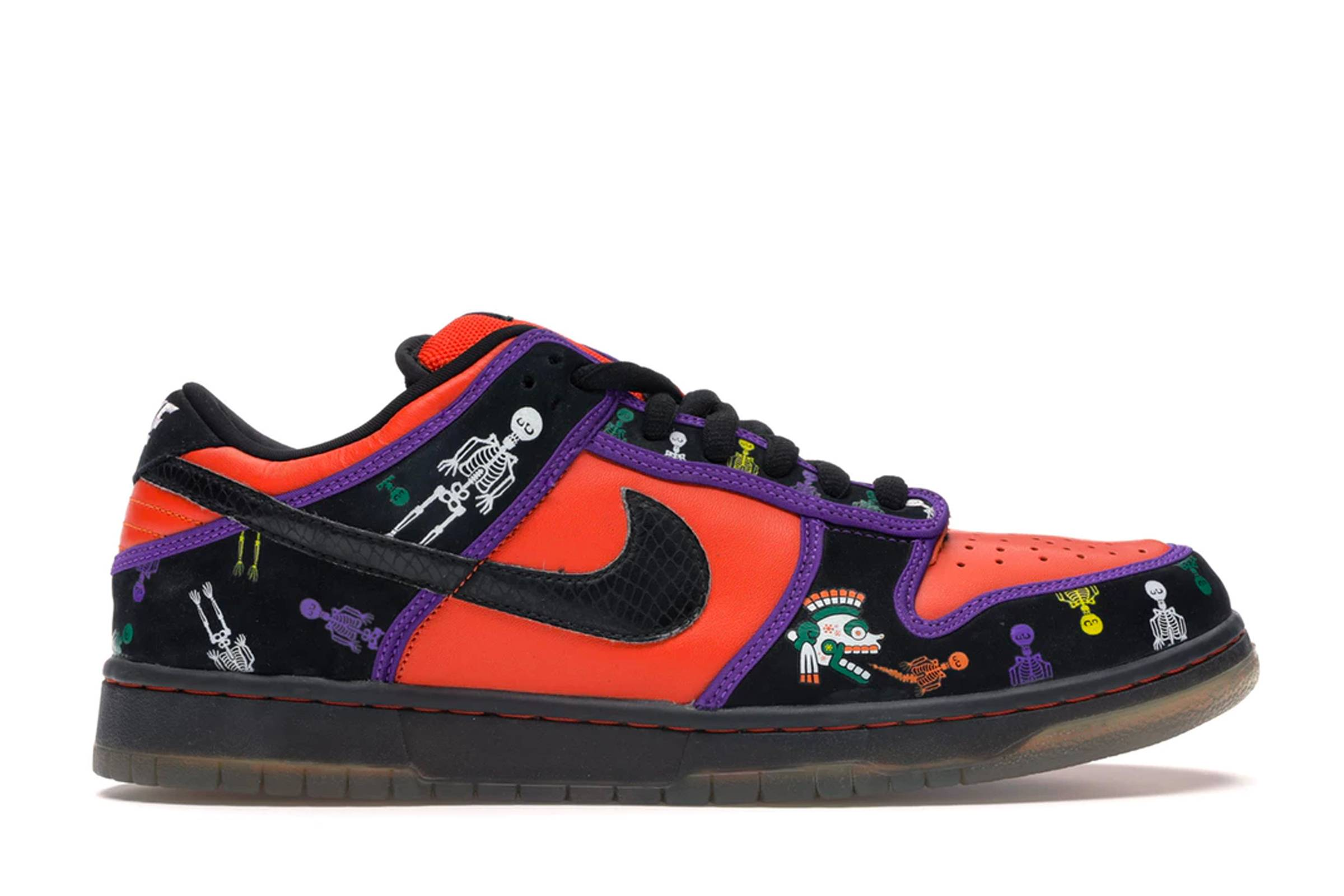 "Nike SB Dunk Low ""Day of the Dead"""