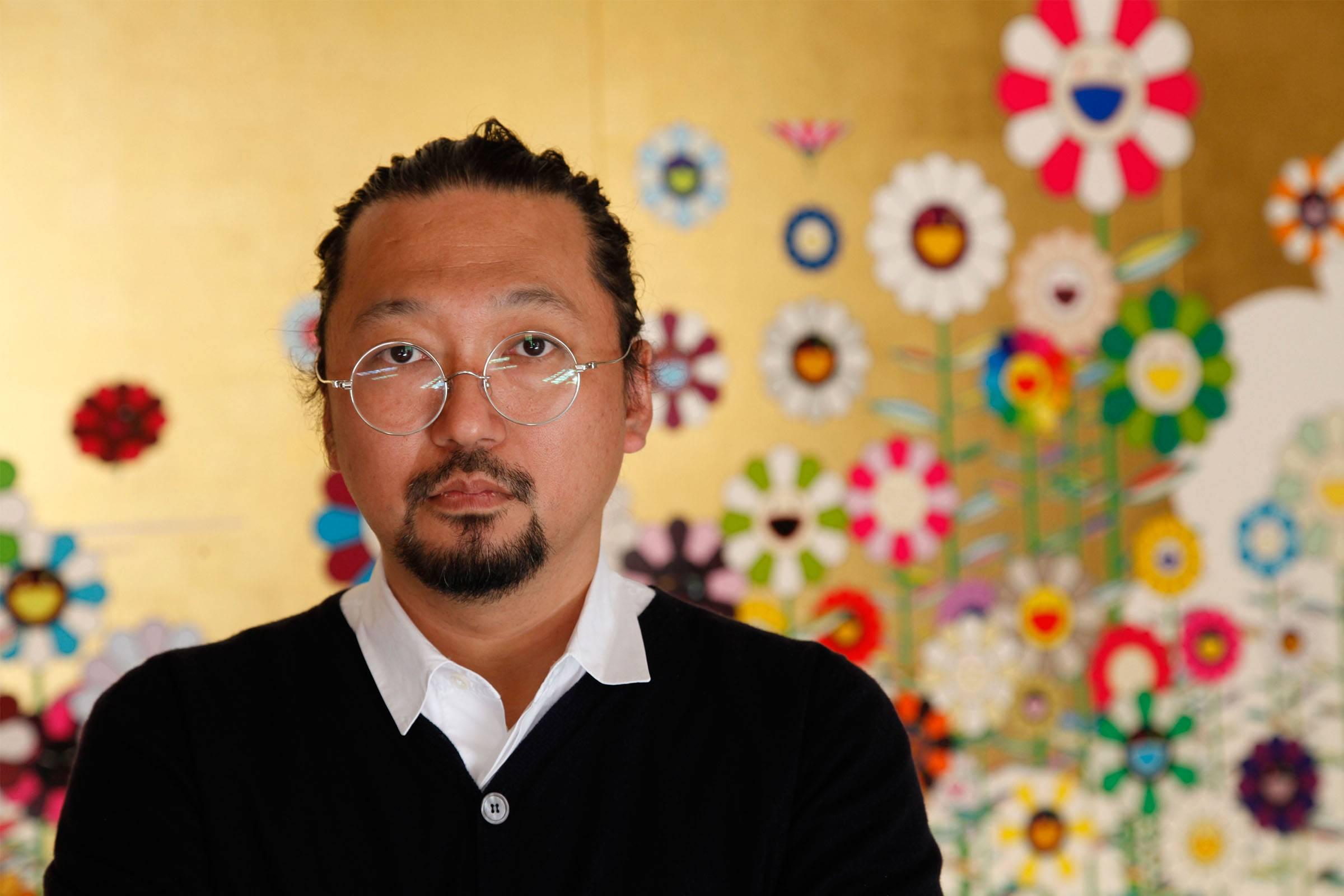 Takashi Murakami's Artistic Commercialism